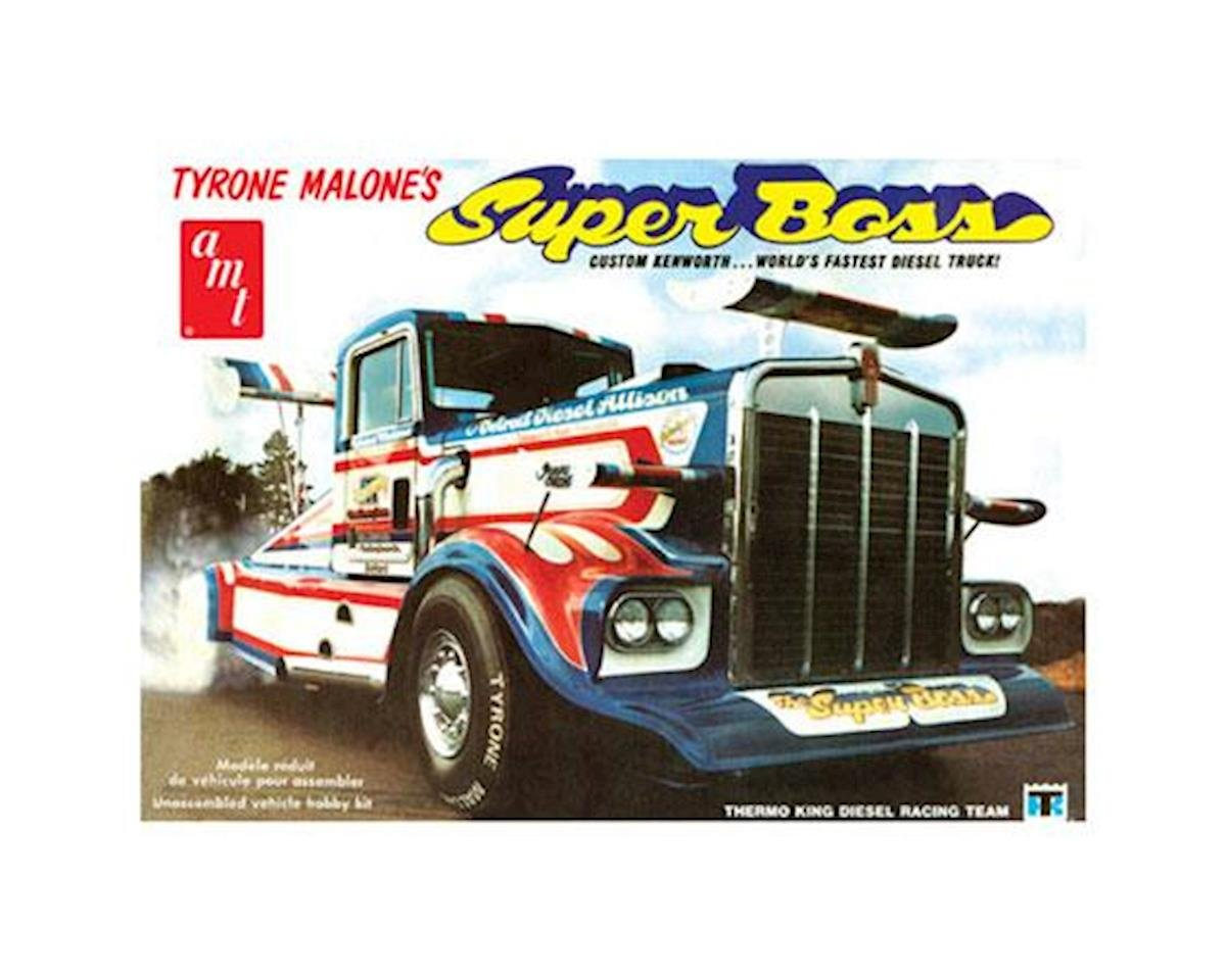 AMT Tyrone Malone Kenworth Super Boss Drag Truck