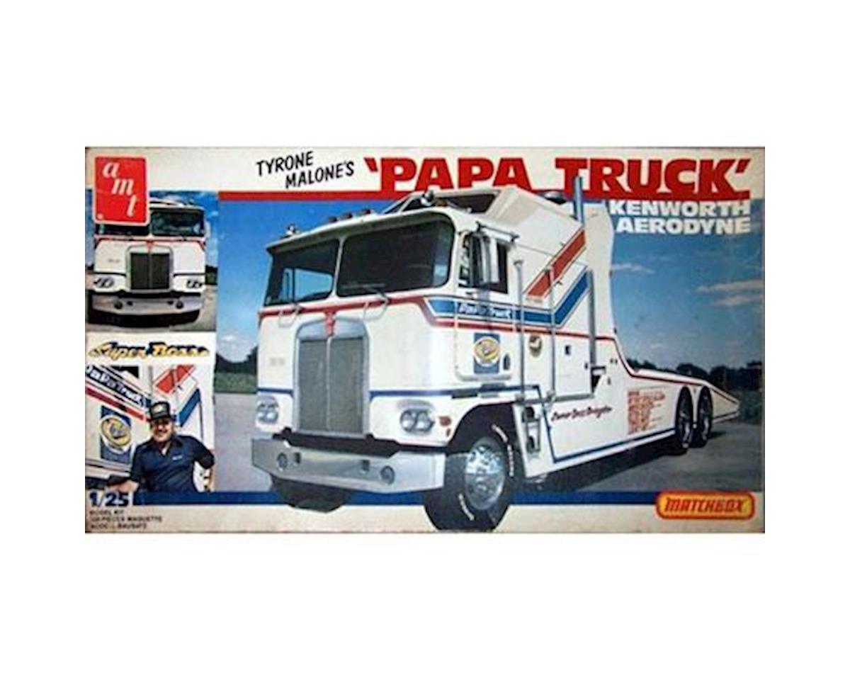 Tyrone Malone Kenworth Transporter Papa Truck by AMT
