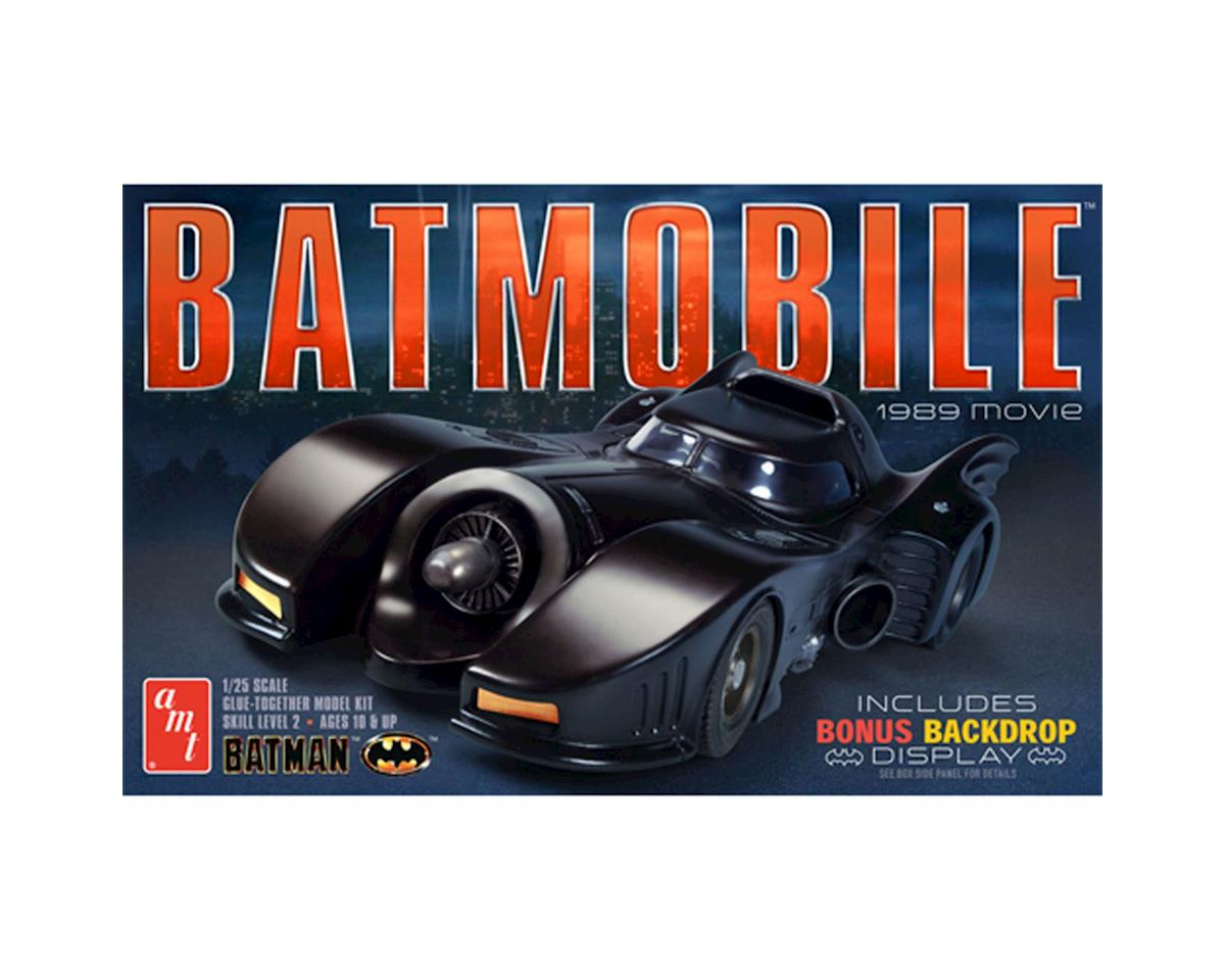 1:25'89 Batmobile by AMT
