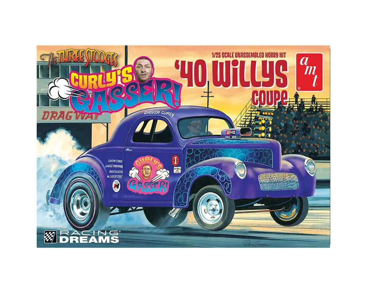 1/25,  Curly's Gasser 1940 Willy's Coupe by AMT