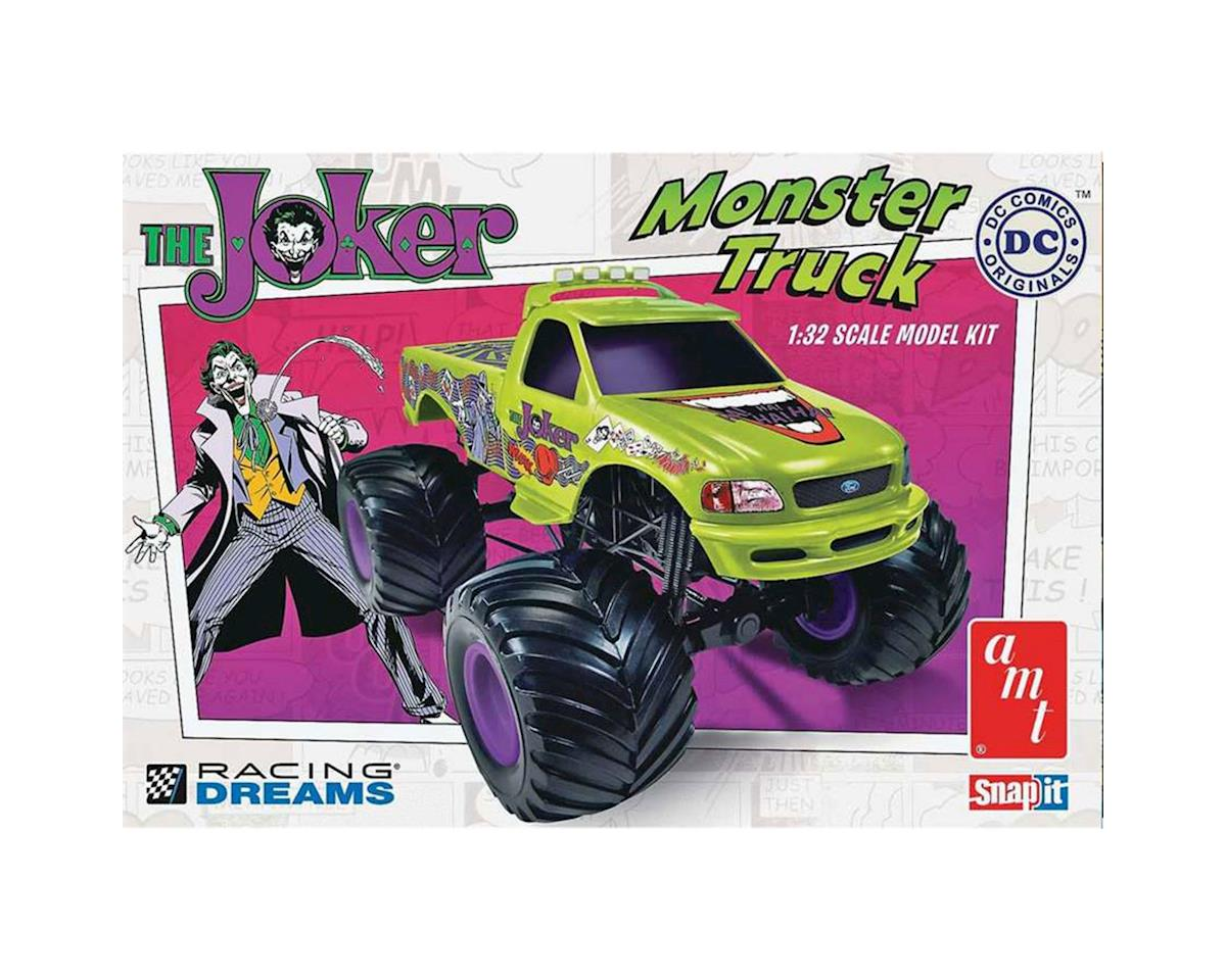 AMT 1/32,  Joker Monster Truck