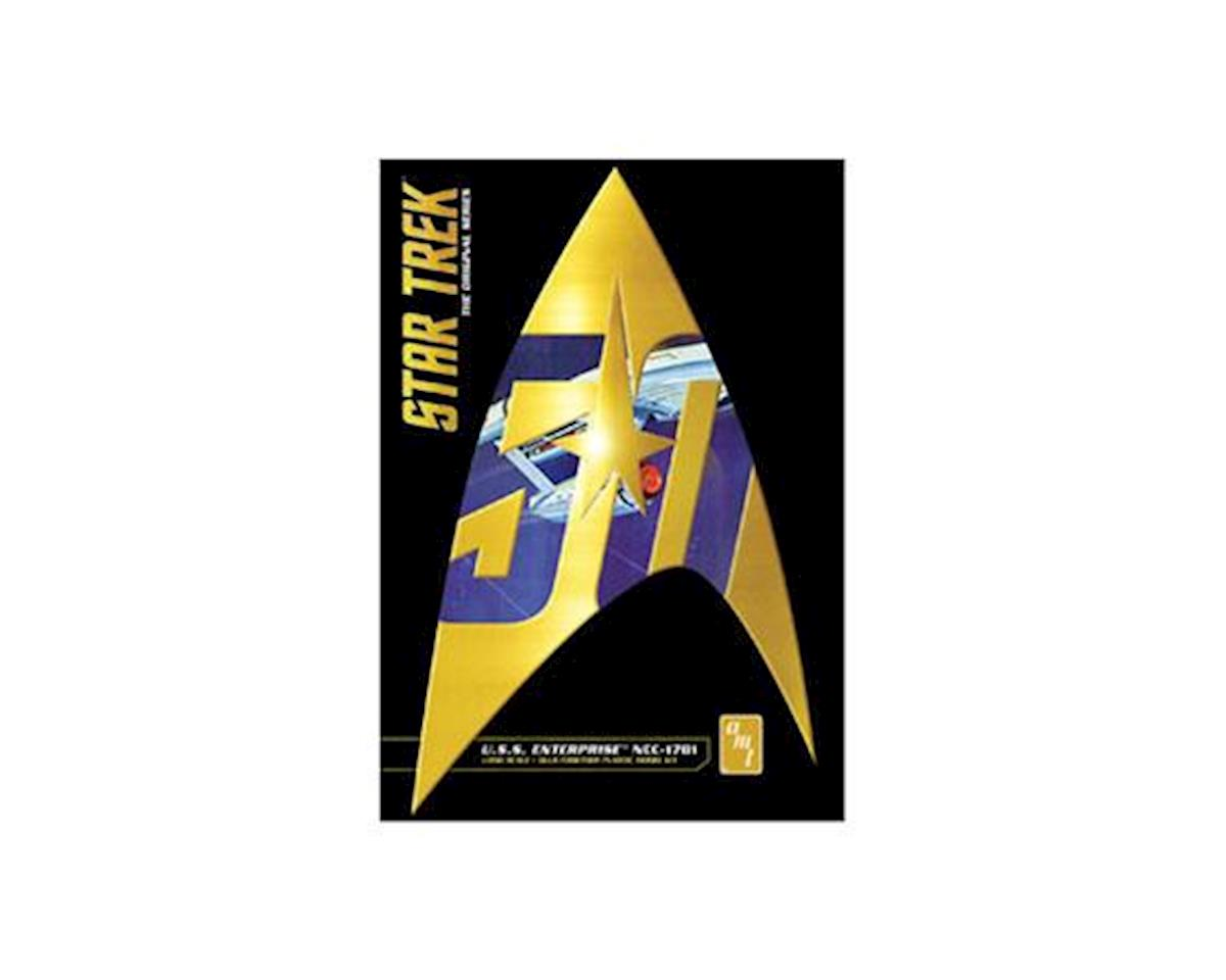 AMT Star Trek Classic USS Enterprise- 50th Anniversary
