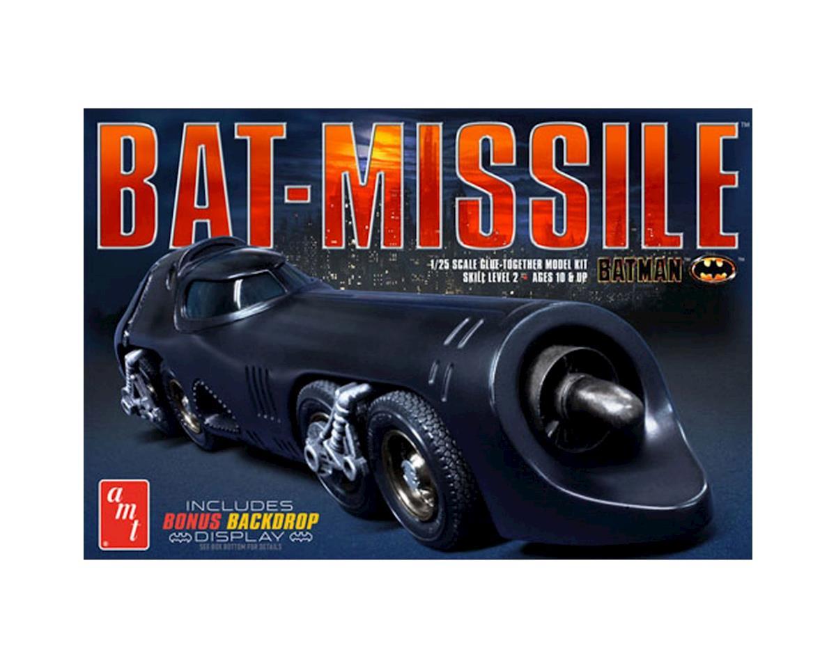 Batman 1989 Batmissle by AMT