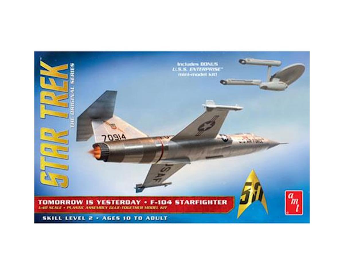 AMT Star Trek F-104 Starfighter
