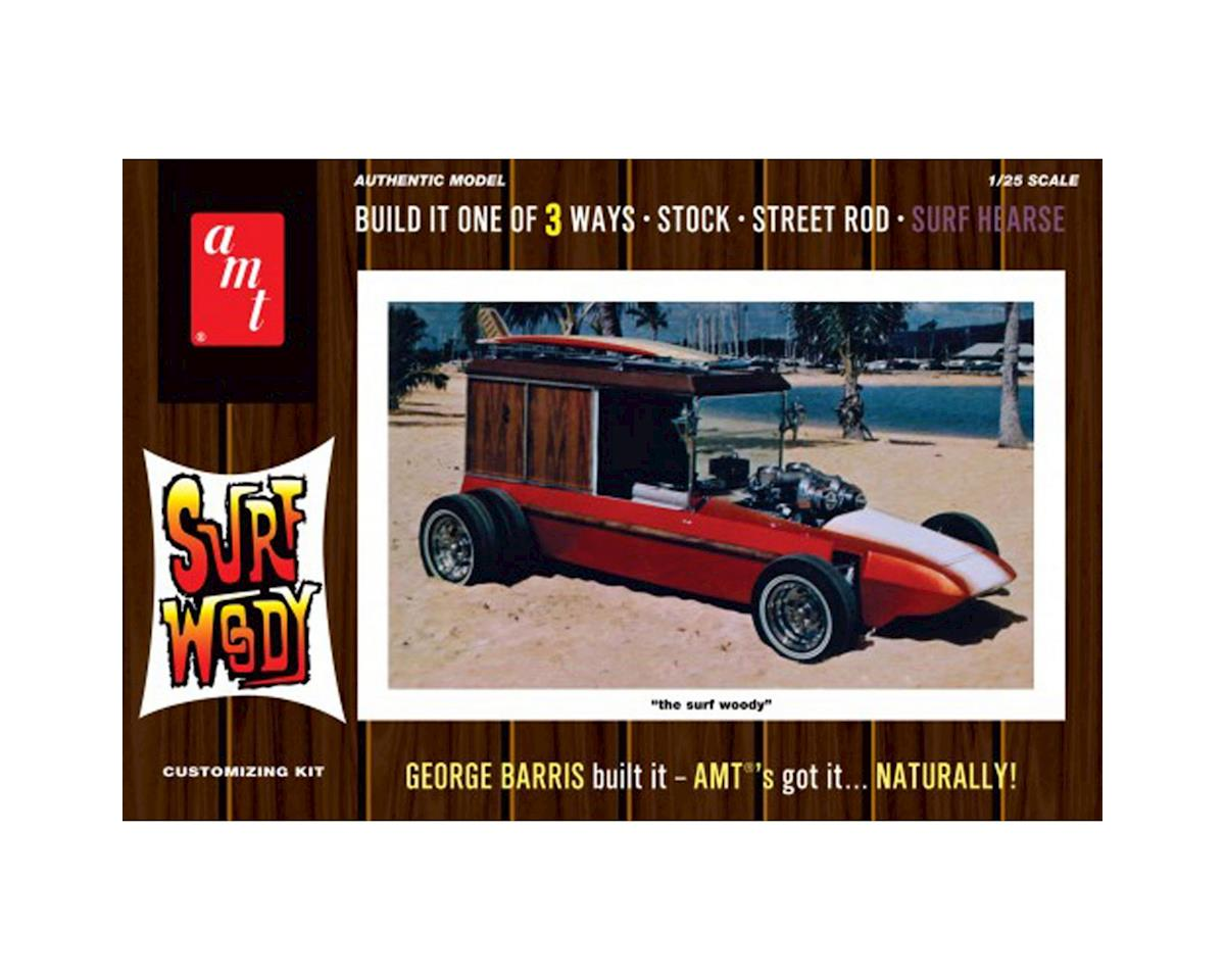 AMT George Barris Surf Woody (Color Version)