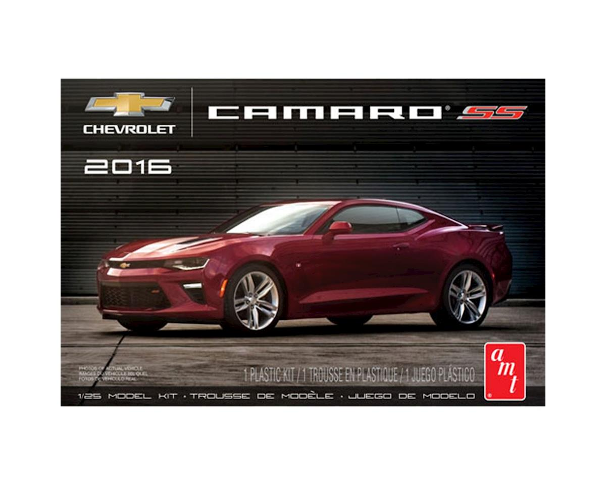 AMT 2016 Chevy Camaro SS