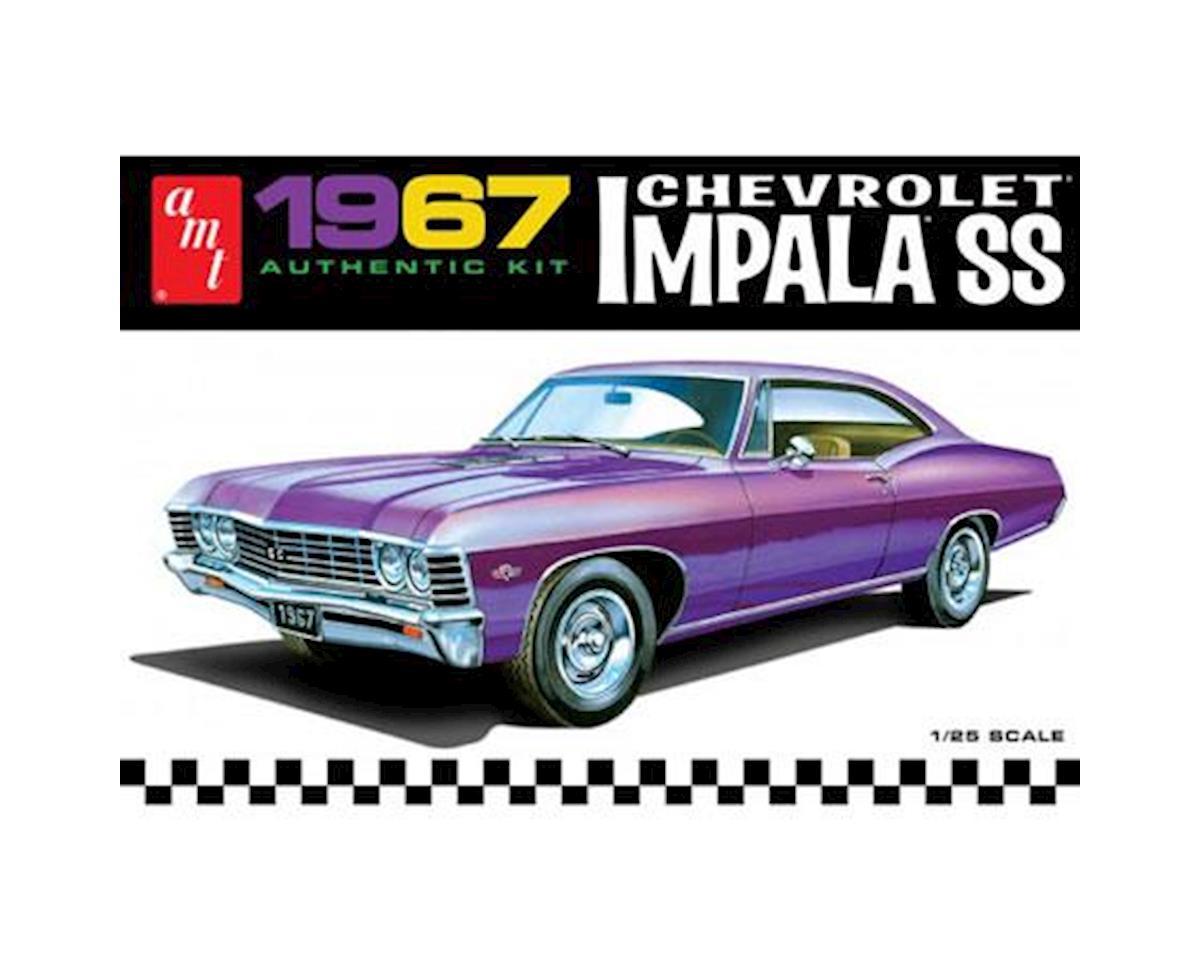 AMT 1967 Chevy Impala SS (Stock)