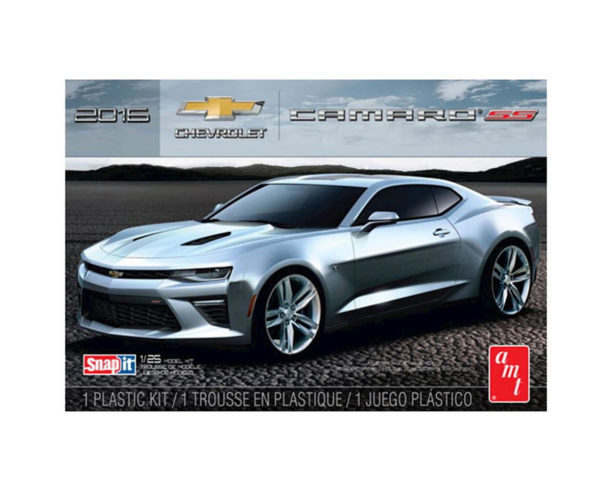 AMT 2016 Chevy Camaro SS Snap Kit (Black)