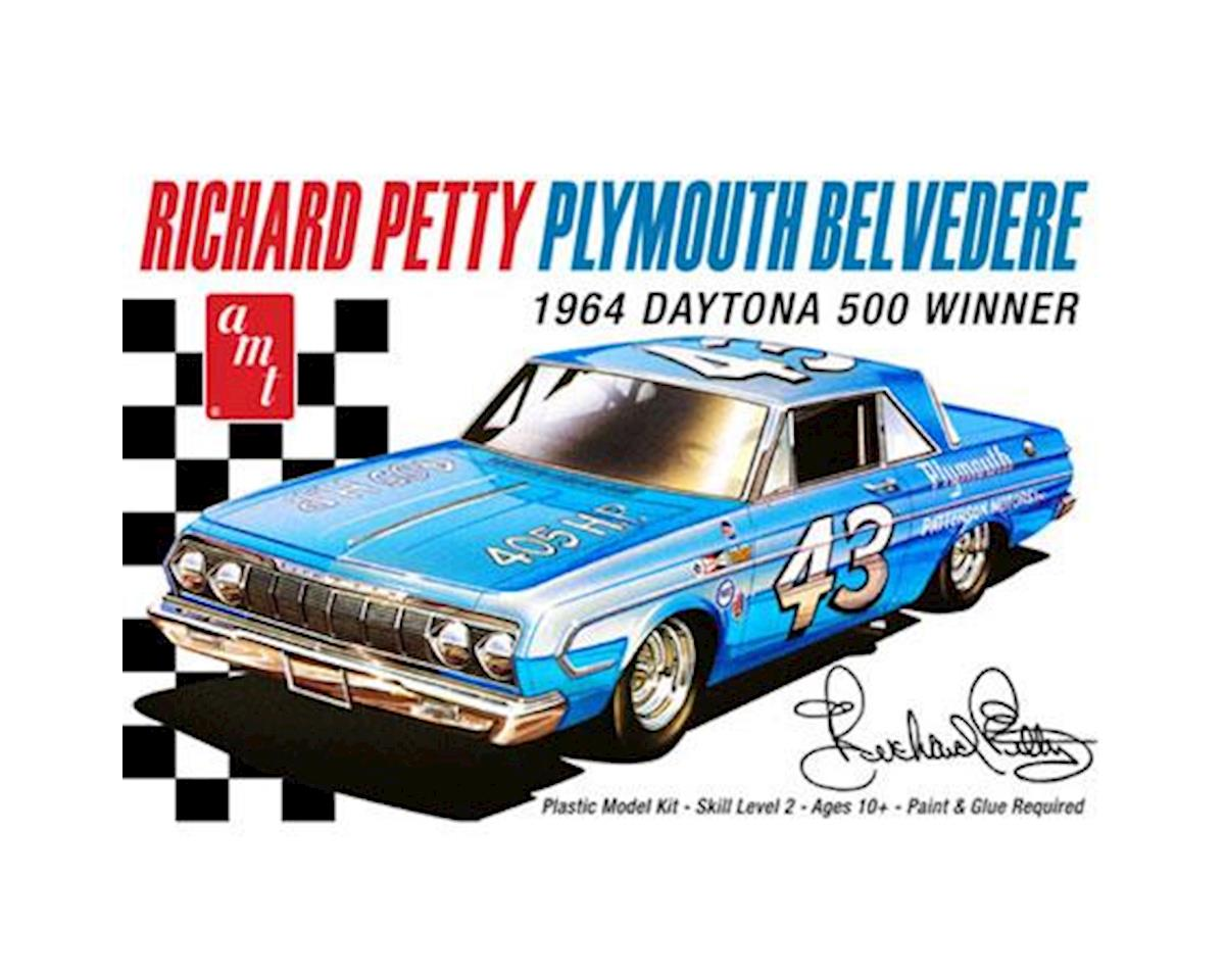 AMT Richard Petty 1964 Plymouth Belvedere