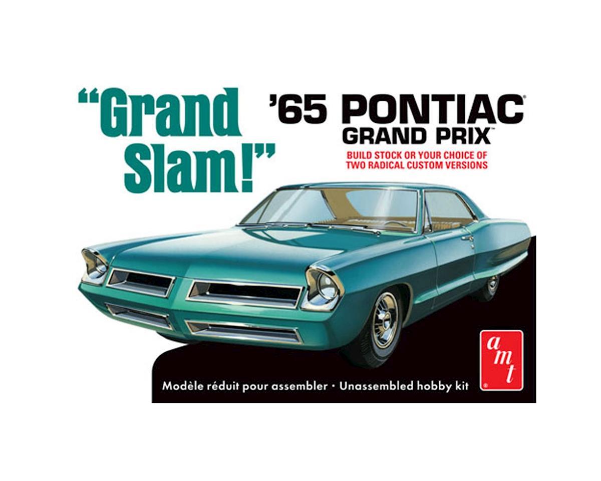 """AMT 1965 Pontiac Grand Prix """"Grand Slam"""" OAS (Aqua)"""