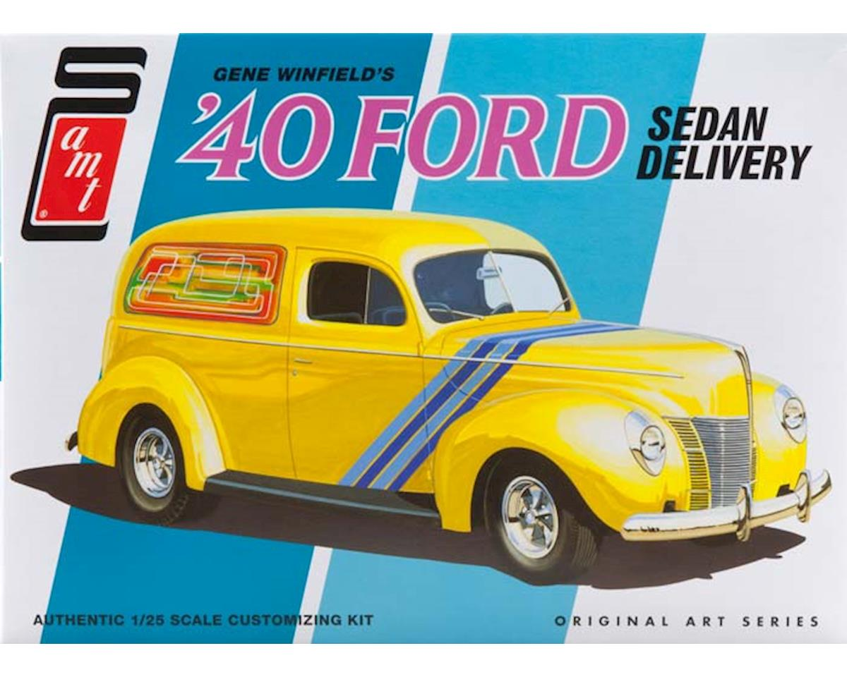AMT Amt  1/25 1940 Ford Sedan Delivery Truck (G.Winfield)