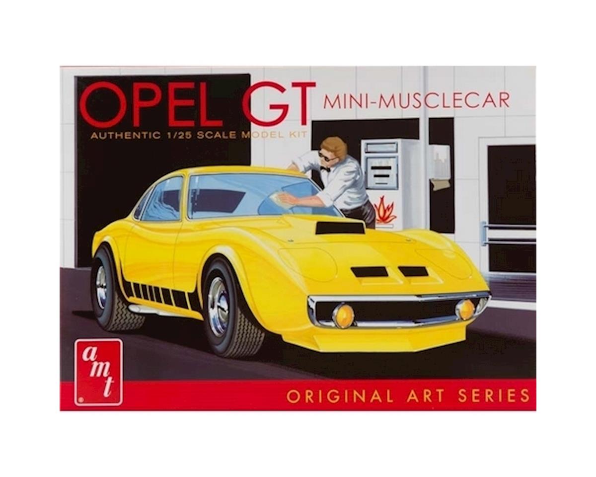 Amt  1/25 Buick Opel Gt Original Art Series Color