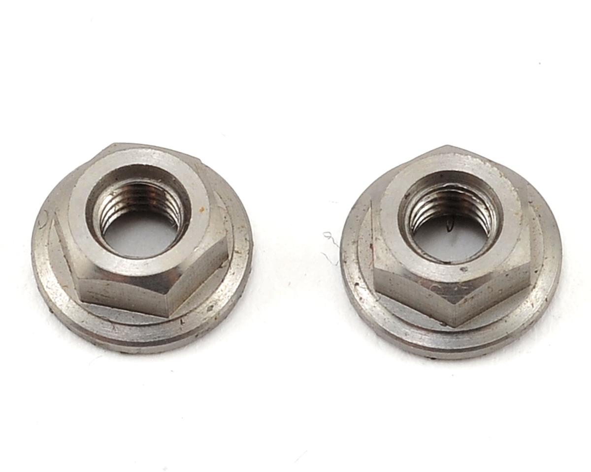 Arrowmax M4 Titanium Wheel Nut (2) (Losi 22)