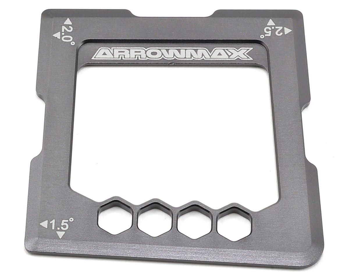1/10 On Road Quick Camber Gauge by Arrowmax