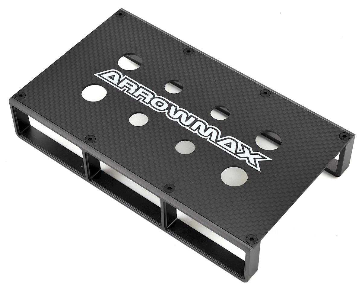 Arrowmax 1/12 Pan Car & F1 Car Stand