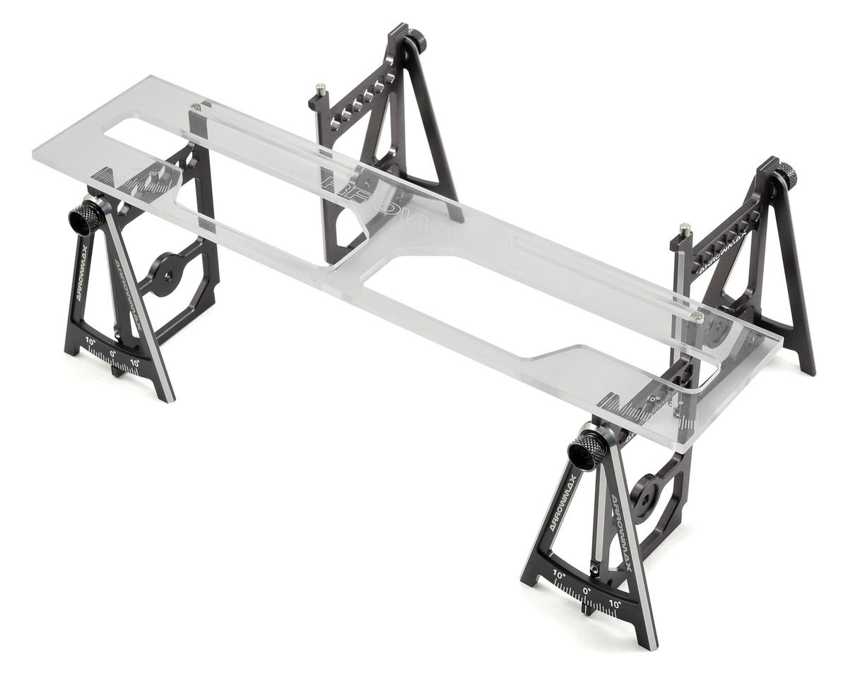 1/10 Touring Car Set-Up System by Arrowmax