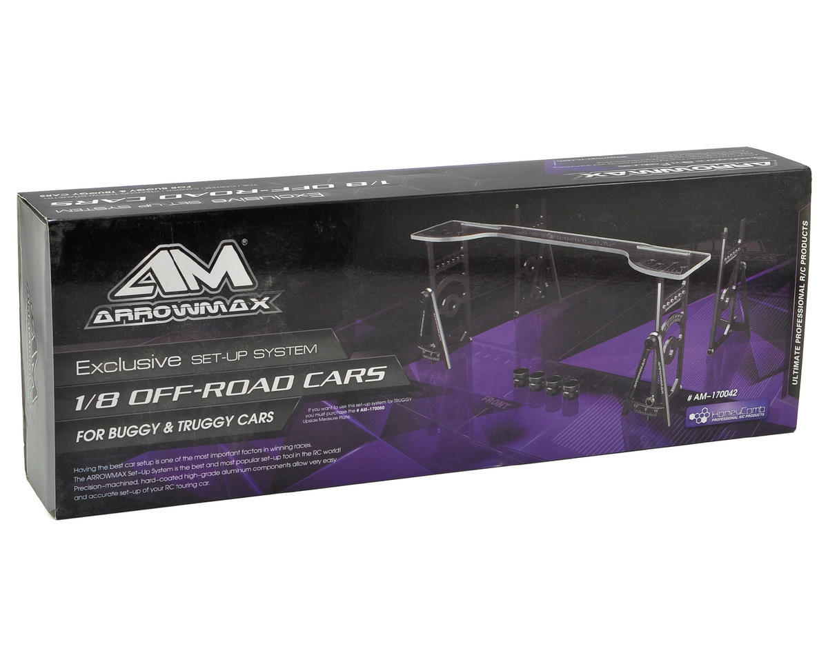 Arrowmax 1/8 Off-Road Set-Up System