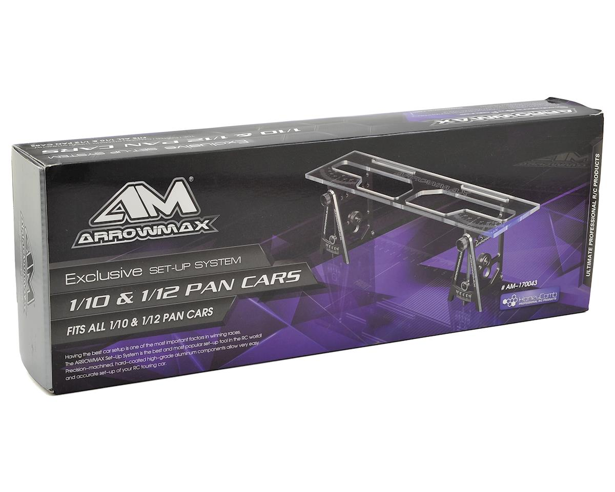 Arrowmax Set-Up System (1/10 & 1/12 Pan Car)