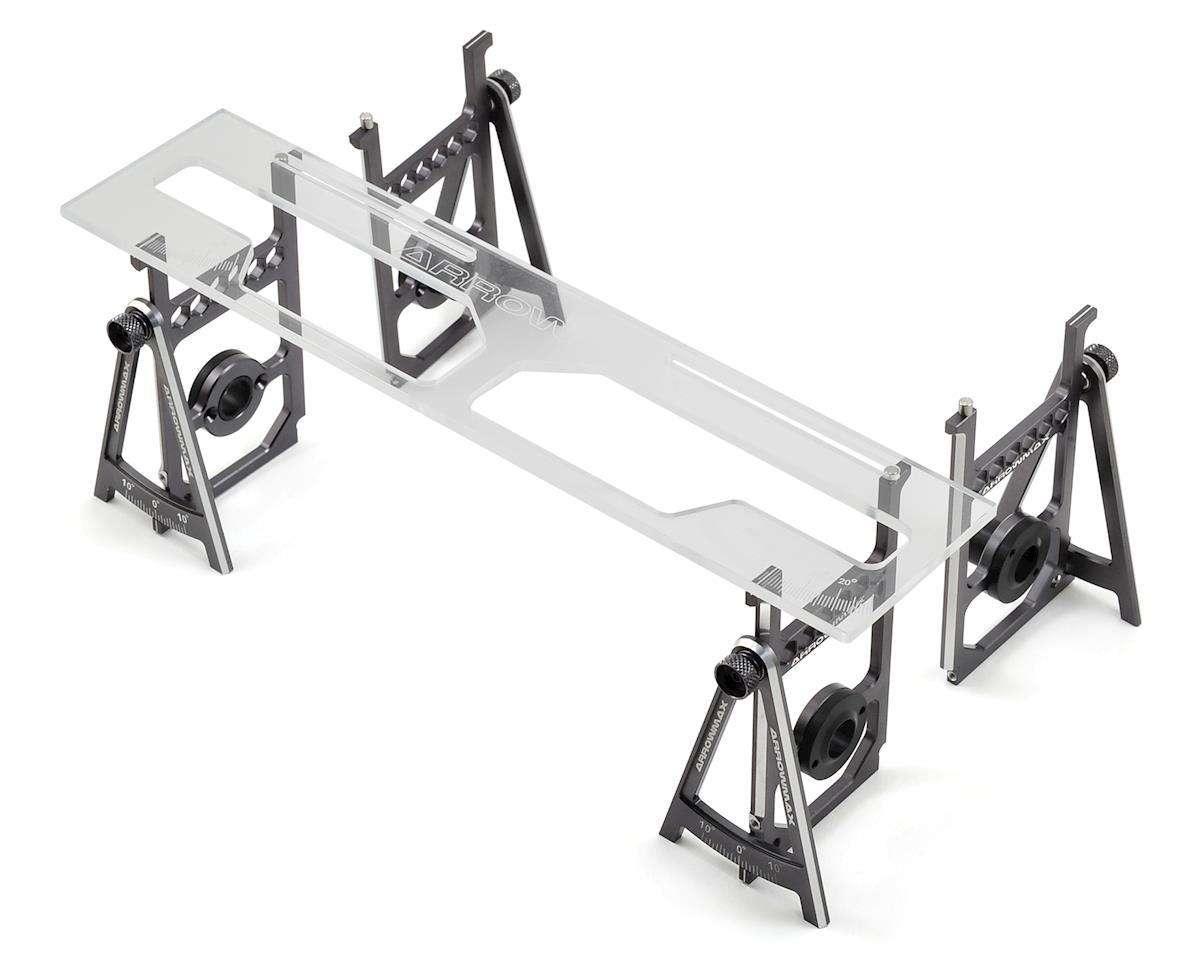 Arrowmax 1/8 On-Road Set-Up System