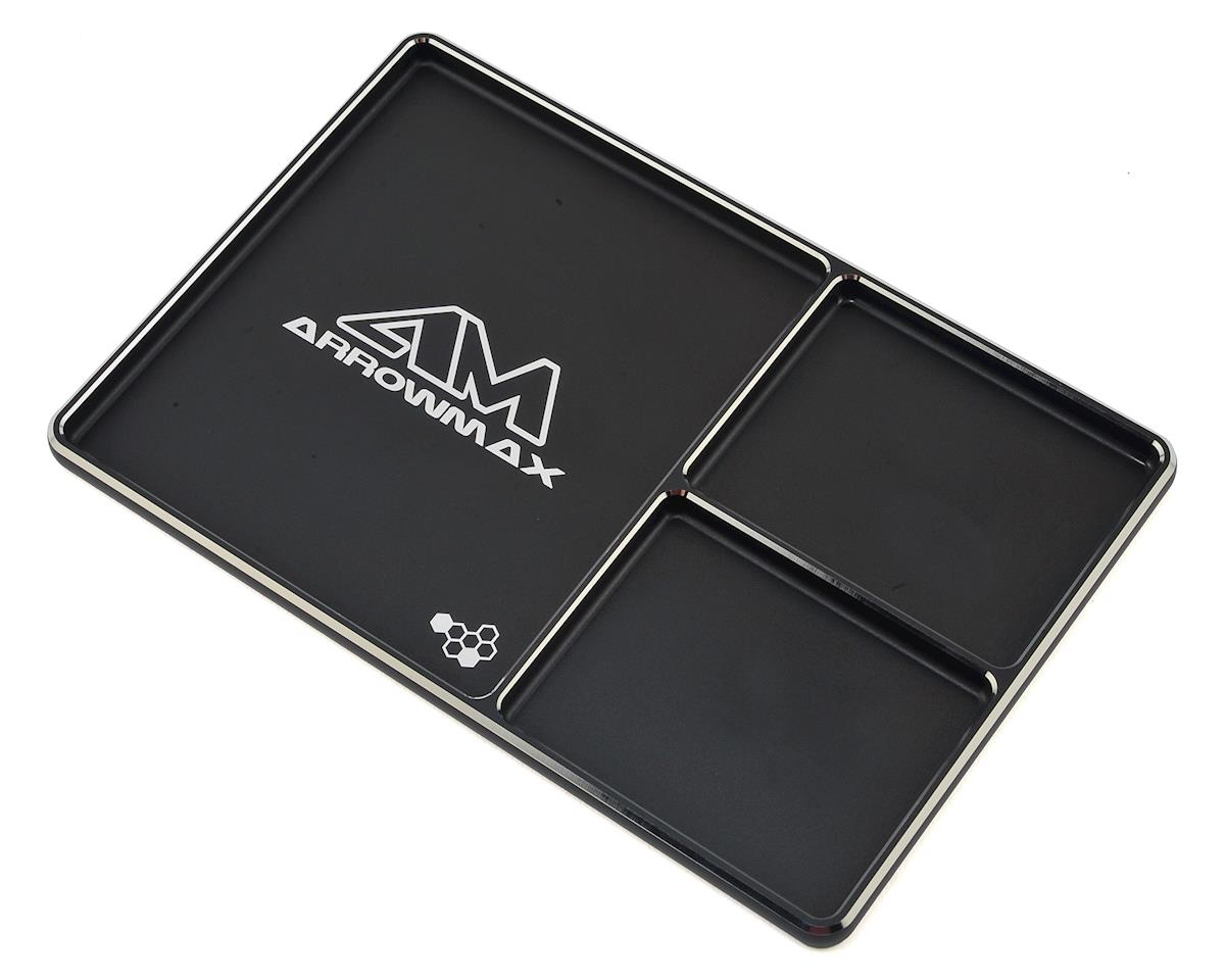 Arrowmax Aluminum Screw Tray (180x120x8mm)