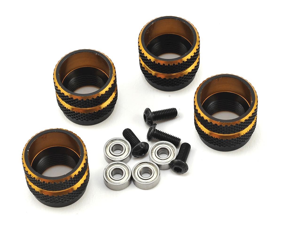 Arrowmax Black Golden 1/8 Buggy & Truggy Set-Up System w/Bag