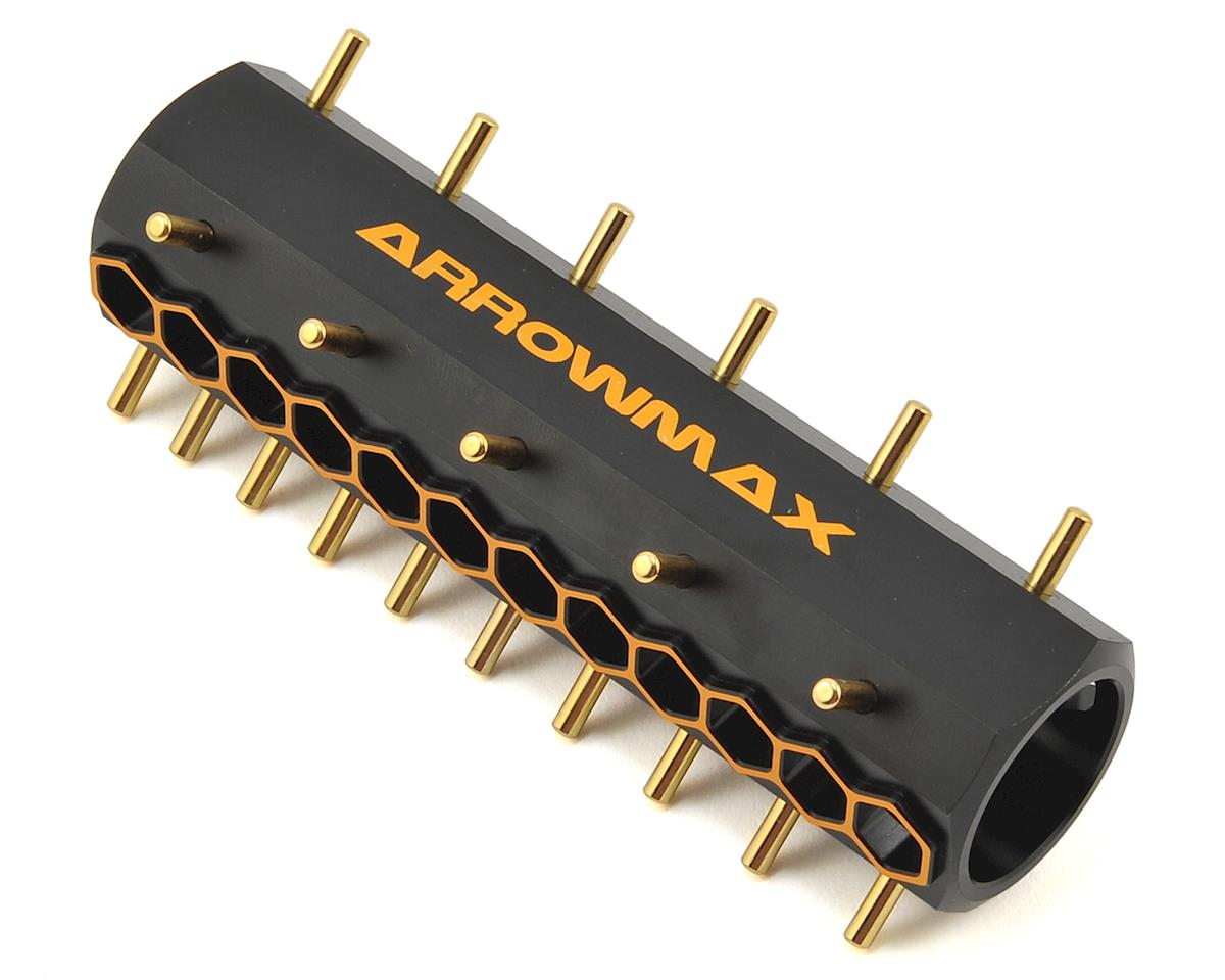 Arrowmax Black Golden Ultra Pinion Holder