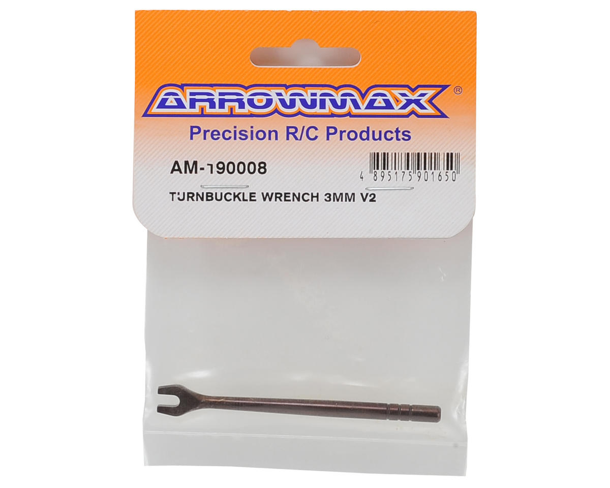 Arrowmax 3mm V2 Turnbuckle Wrench