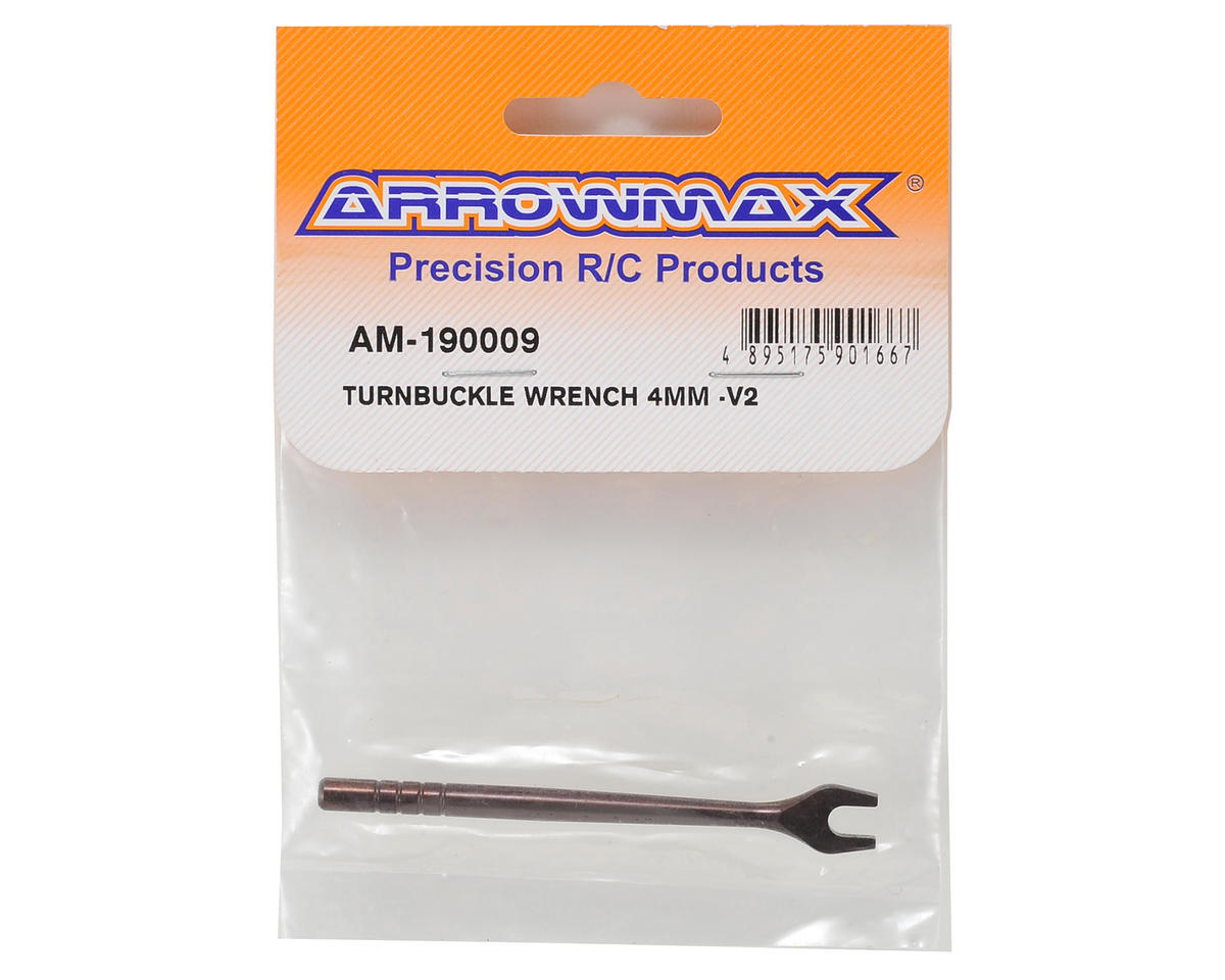 Arrowmax 4mm V2 Turnbuckle Wrench