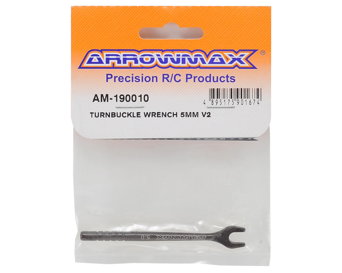5mm V2 Turnbuckle Wrench by Arrowmax