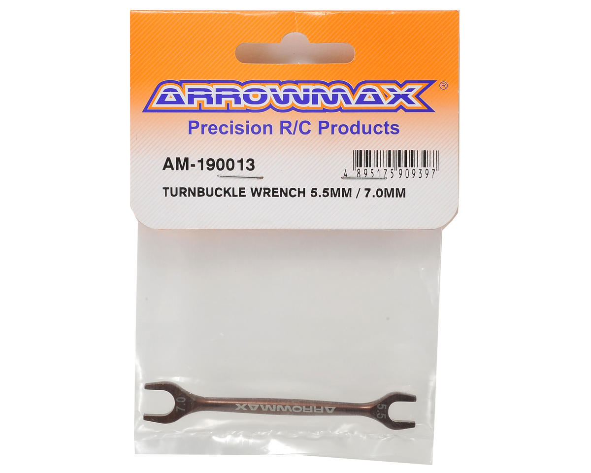 Arrowmax Turnbuckle Wrench (5.5mm/7.0mm)