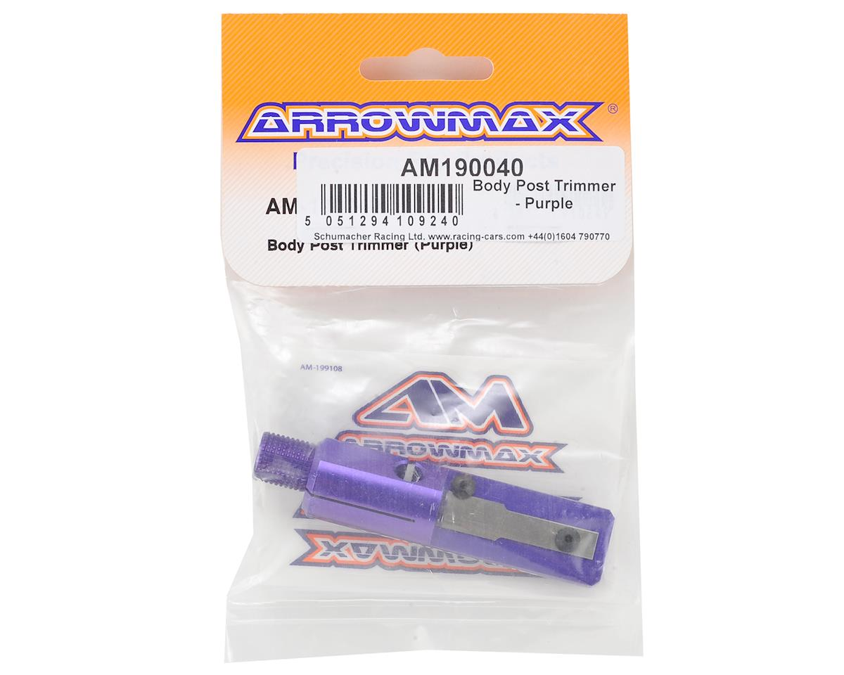 Arrowmax Body Post Trimmer (Purple)