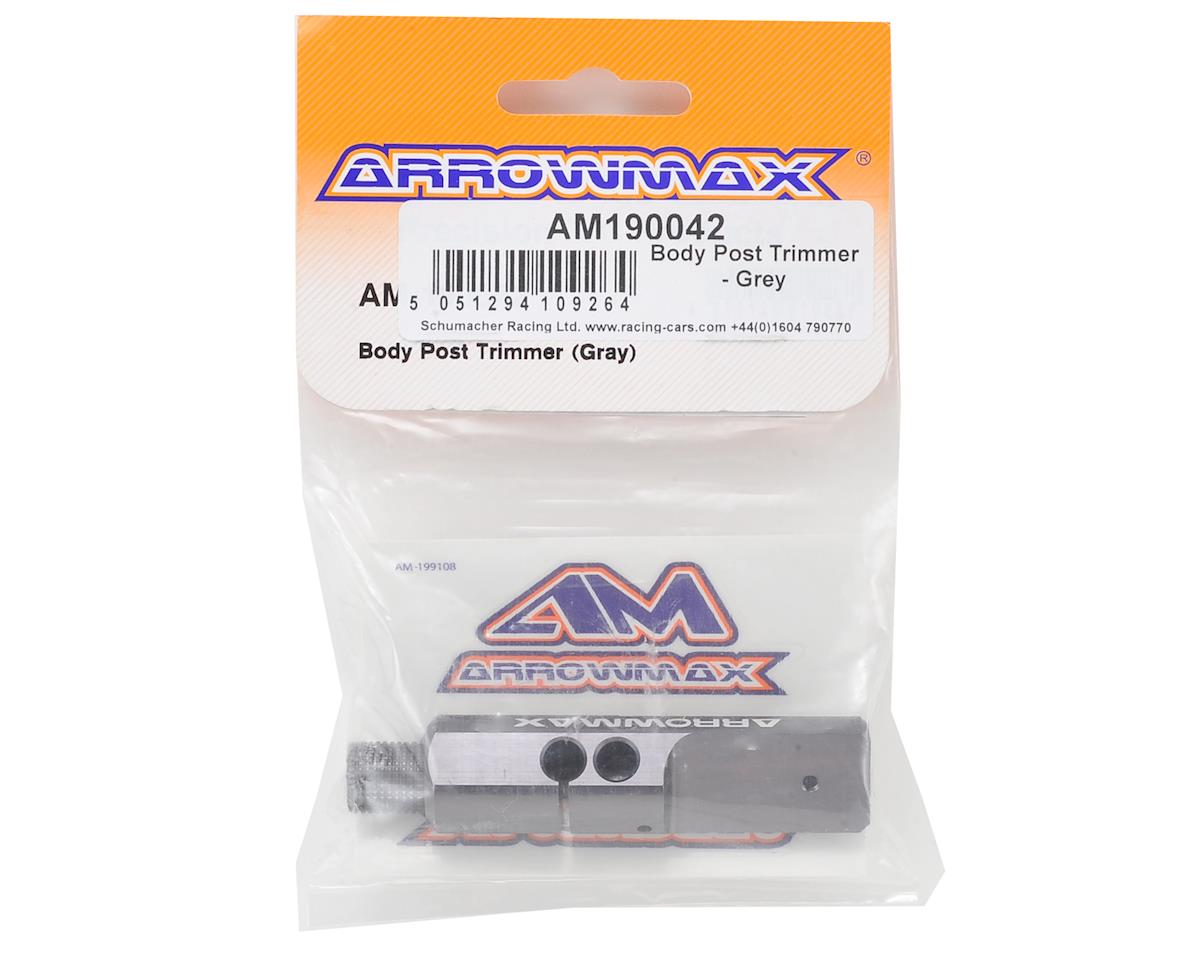 Arrowmax Body Post Trimmer (Grey)