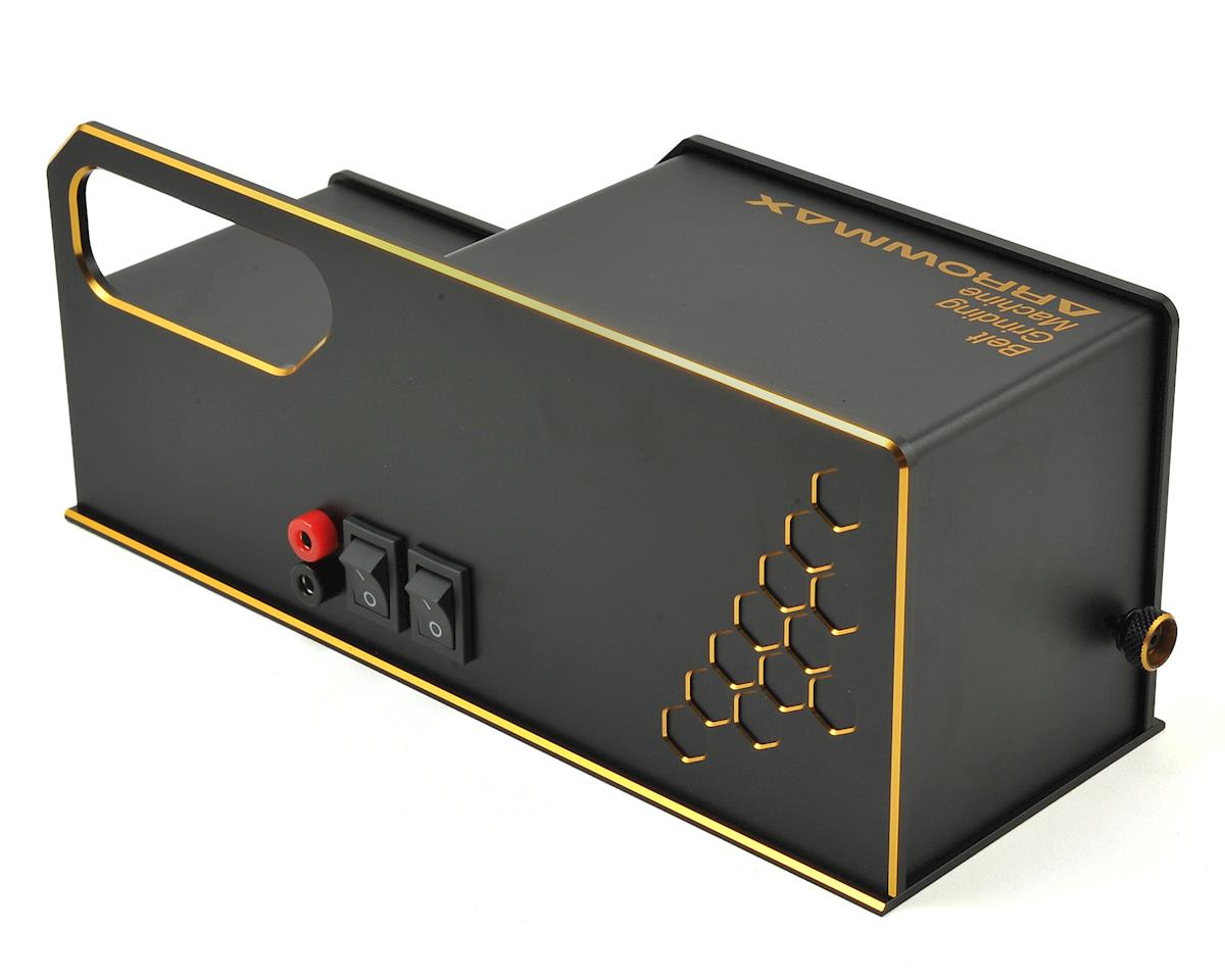 Arrowmax Belt Grinding Machine
