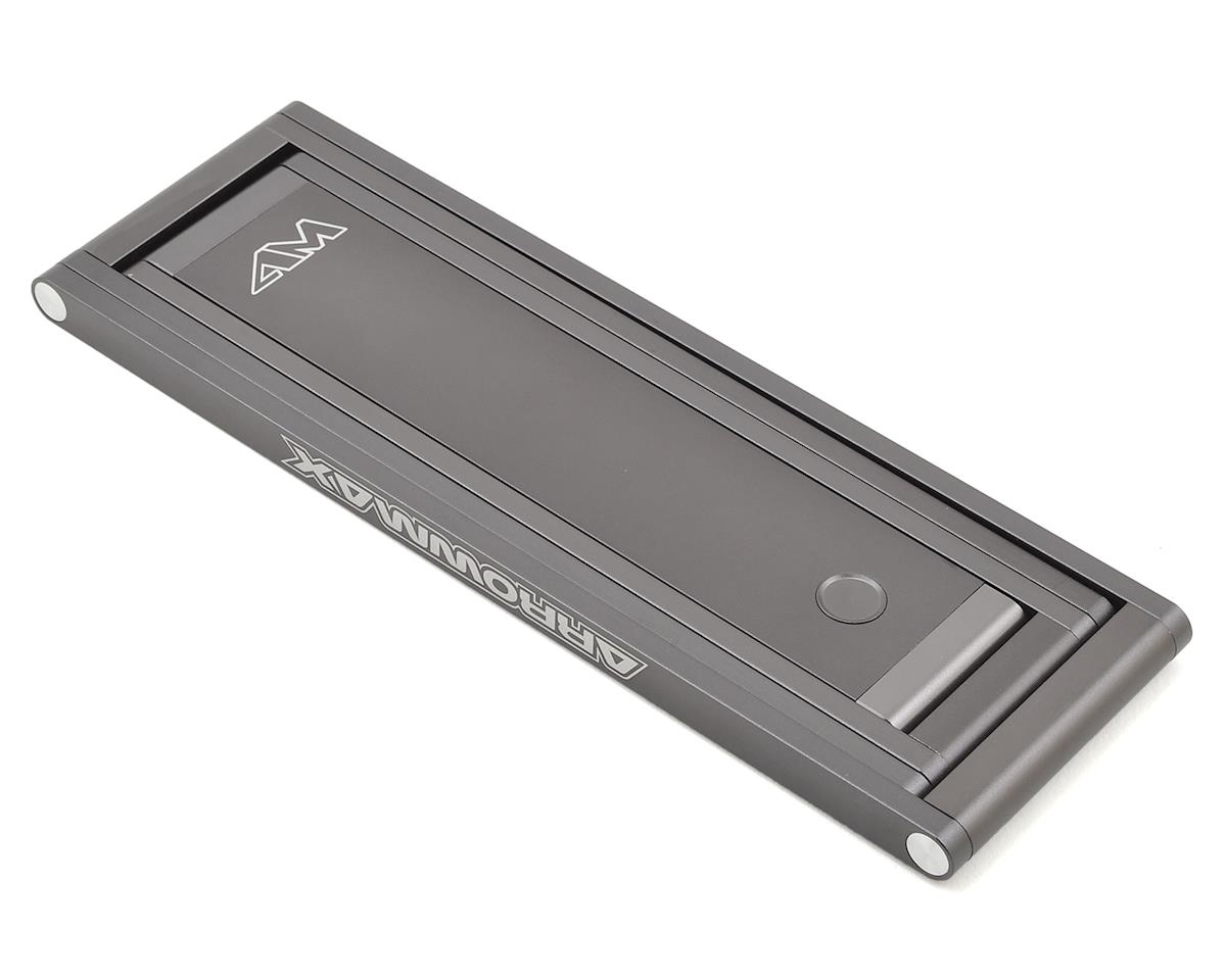 Arrowmax AM Aluminum LED Pit Light (Grey)