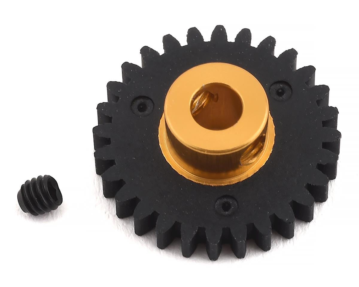 """Arrowmax """"SL"""" Molded Composite 48P Pinion Gear (3.17mm Bore) (28T)"""