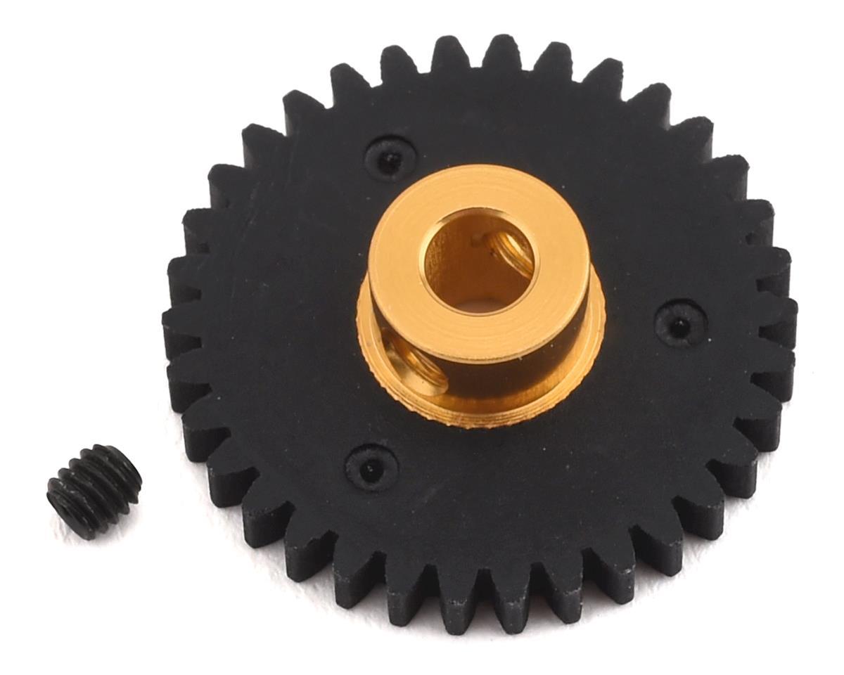 """Arrowmax """"SL"""" Molded Composite 48P Pinion Gear (3.17mm Bore) (34T)"""