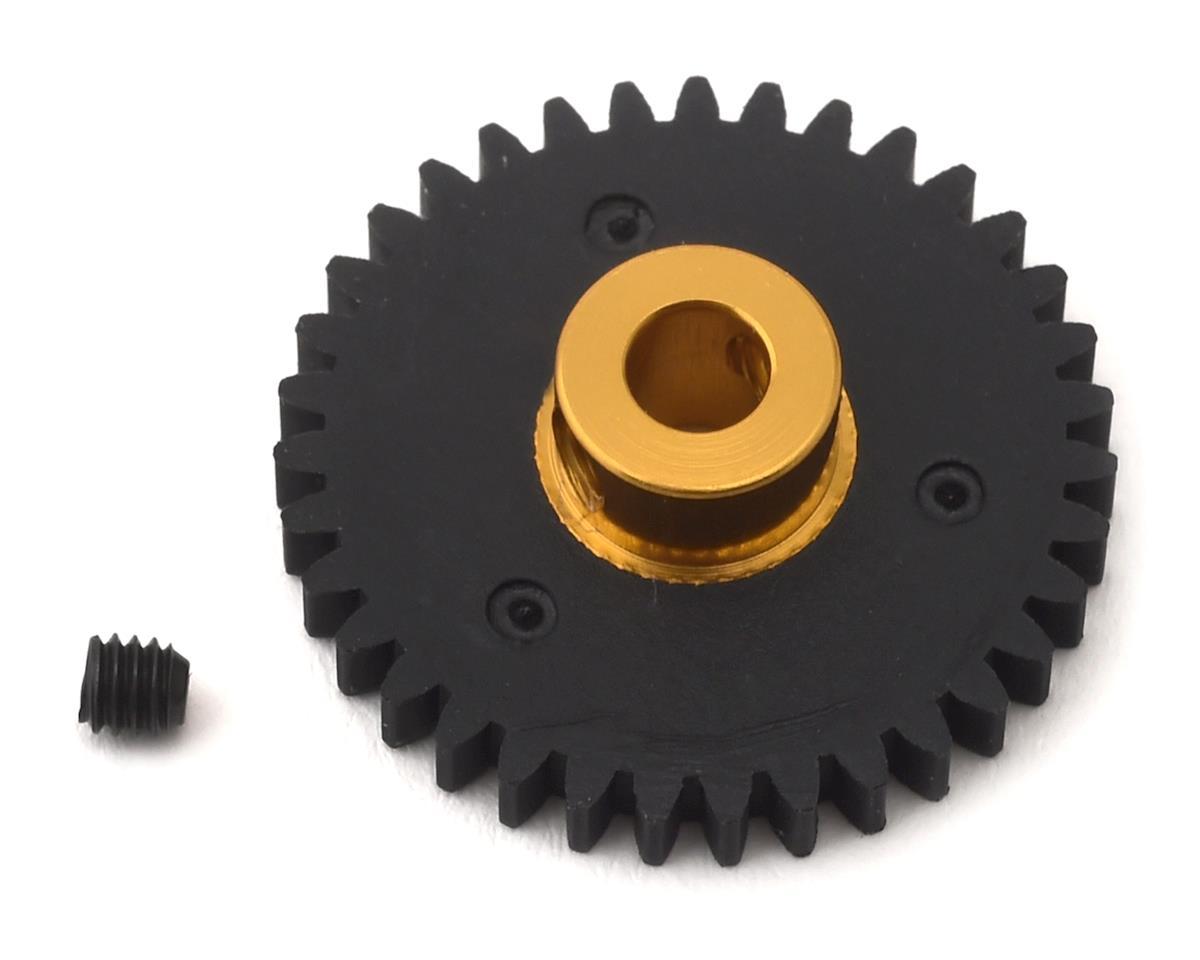 """Arrowmax """"SL"""" Molded Composite 48P Pinion Gear (3.17mm Bore) (35T)"""