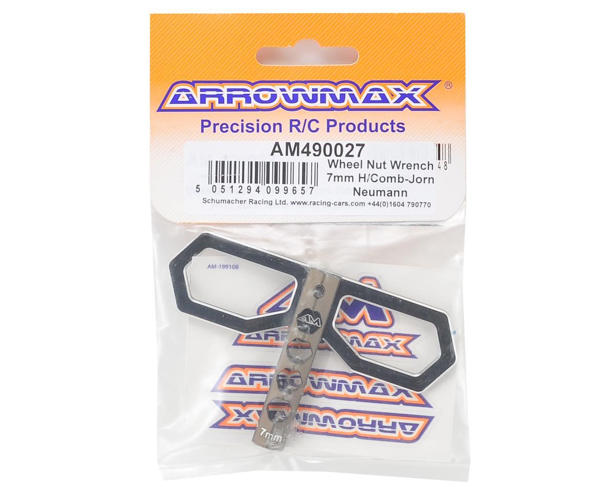 Jorn Neumann 7mm Signature Wheel Nut Wrench by Arrowmax
