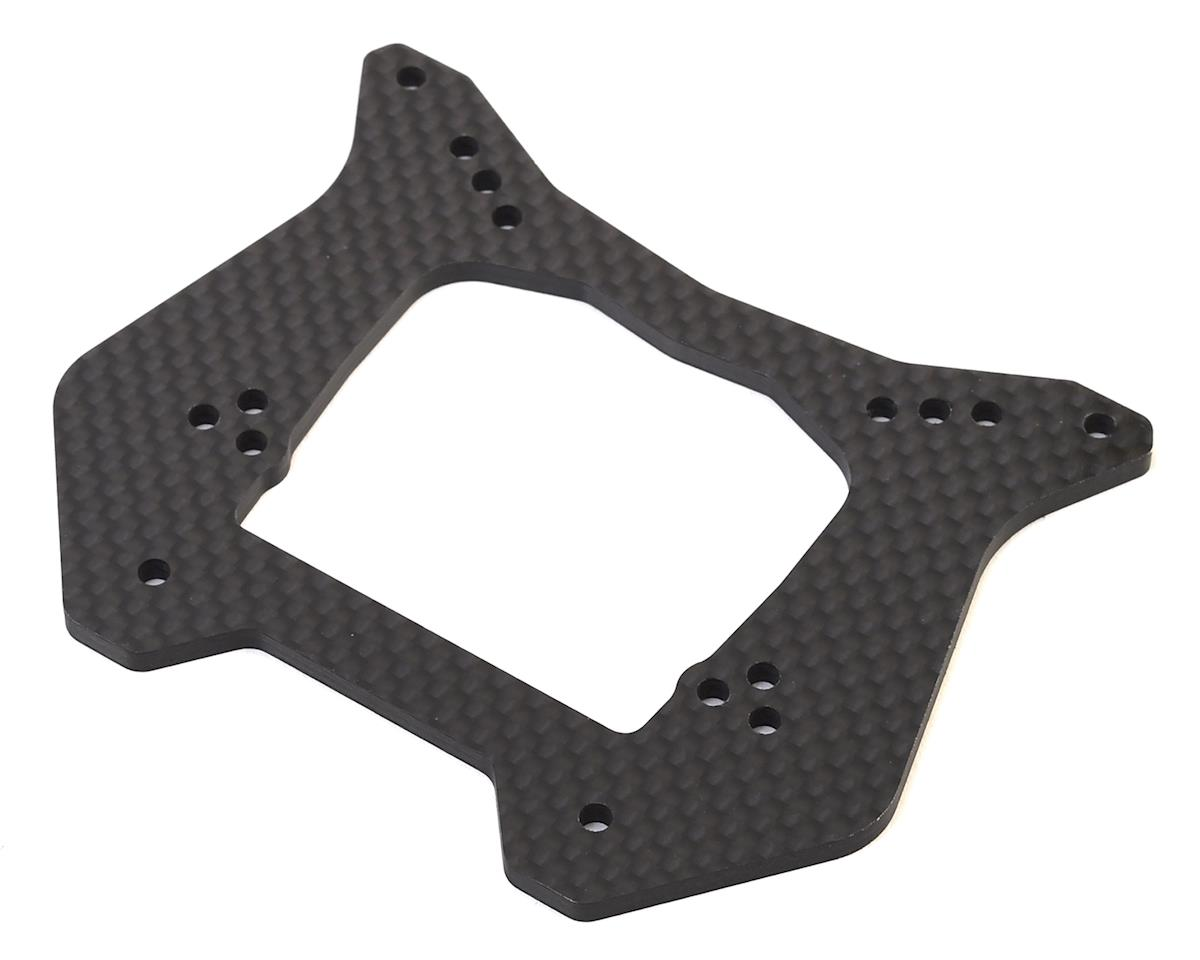 3mm Carbon Fiber Front Slash Shock Tower by Anza