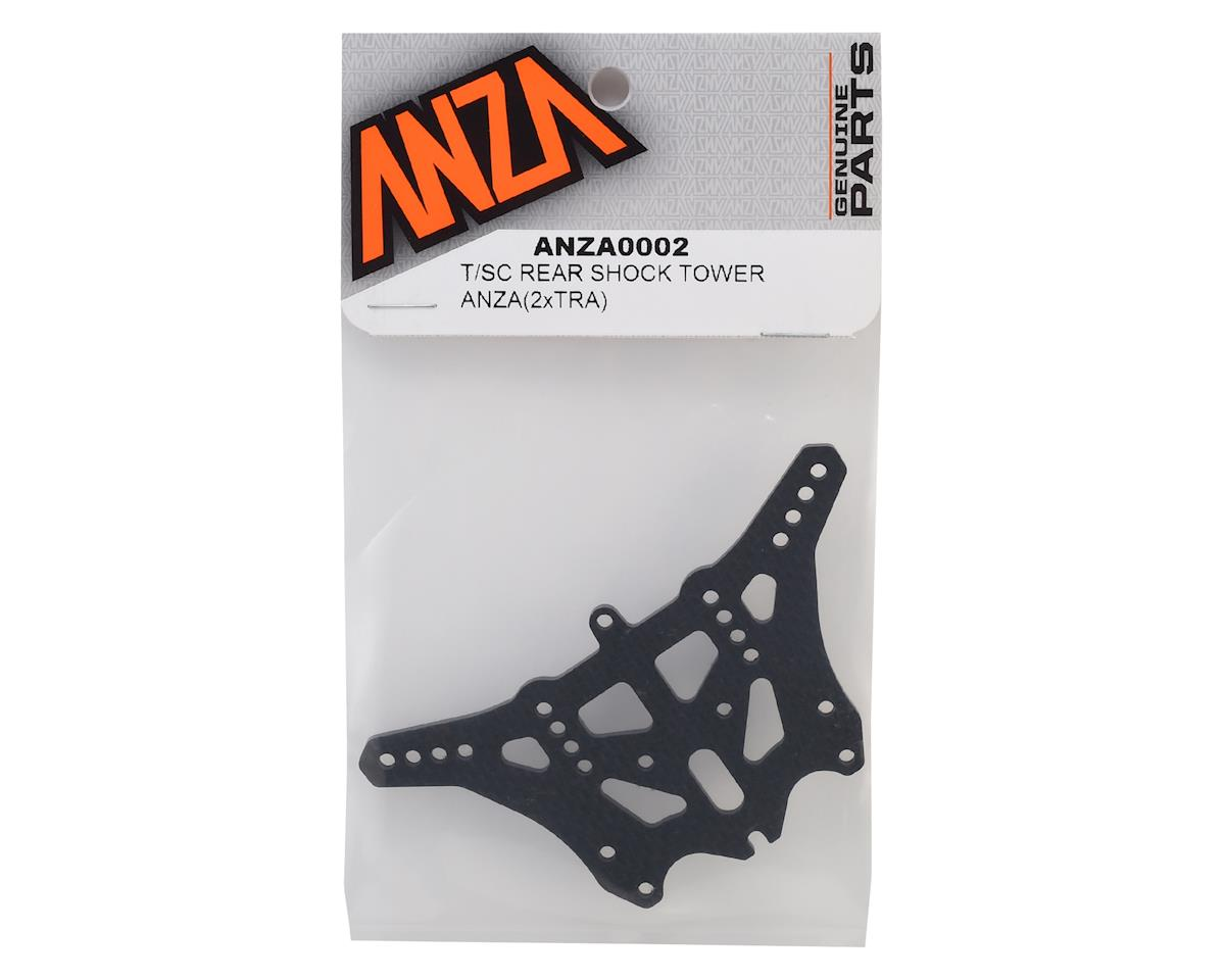 3mm Carbon Fiber Rear Slash Shock Tower by Anza