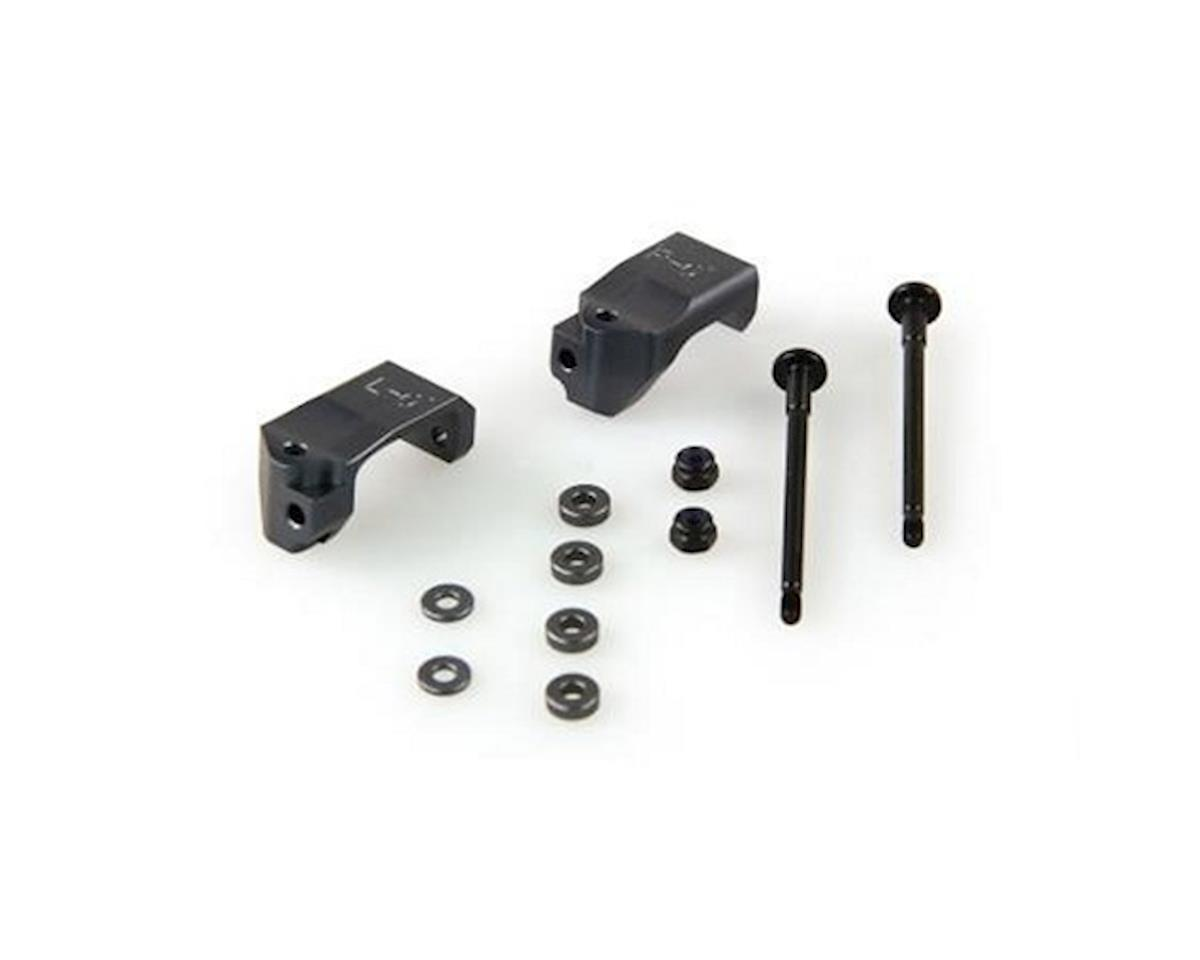 Anza King Pin Ball Stud Caster Block Kit, 0 Deg (Slash)