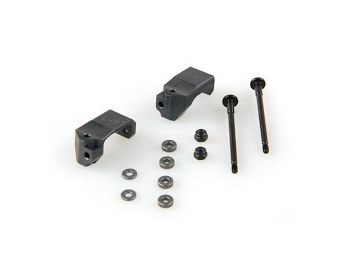 King Pin Ball Stud Caster Block Kit, -5 Deg (Slash)