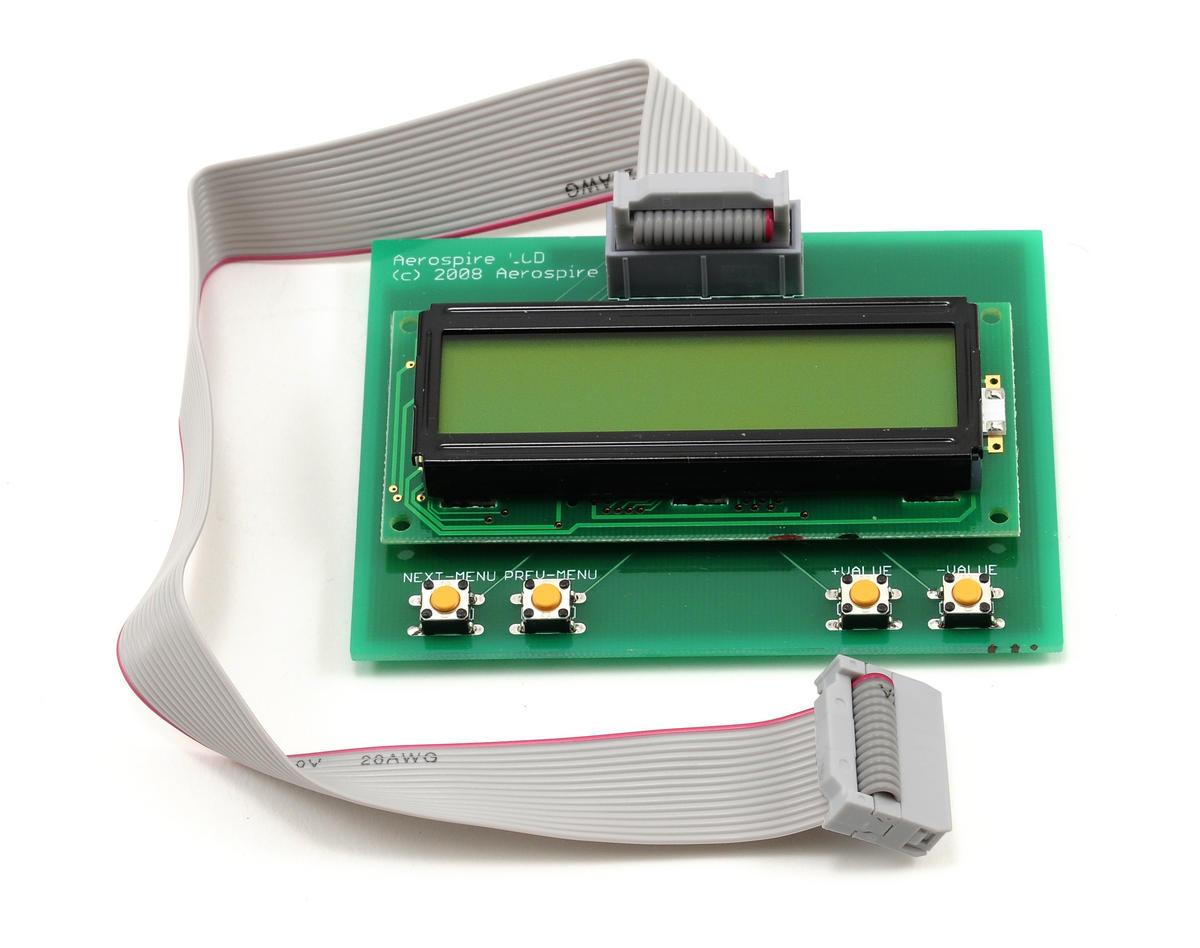 MultiGov Pro LCD Configuration Module