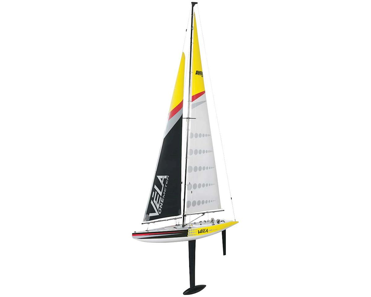 AquaCraft Vela 1M Sailboat TTX410 2.4GHz