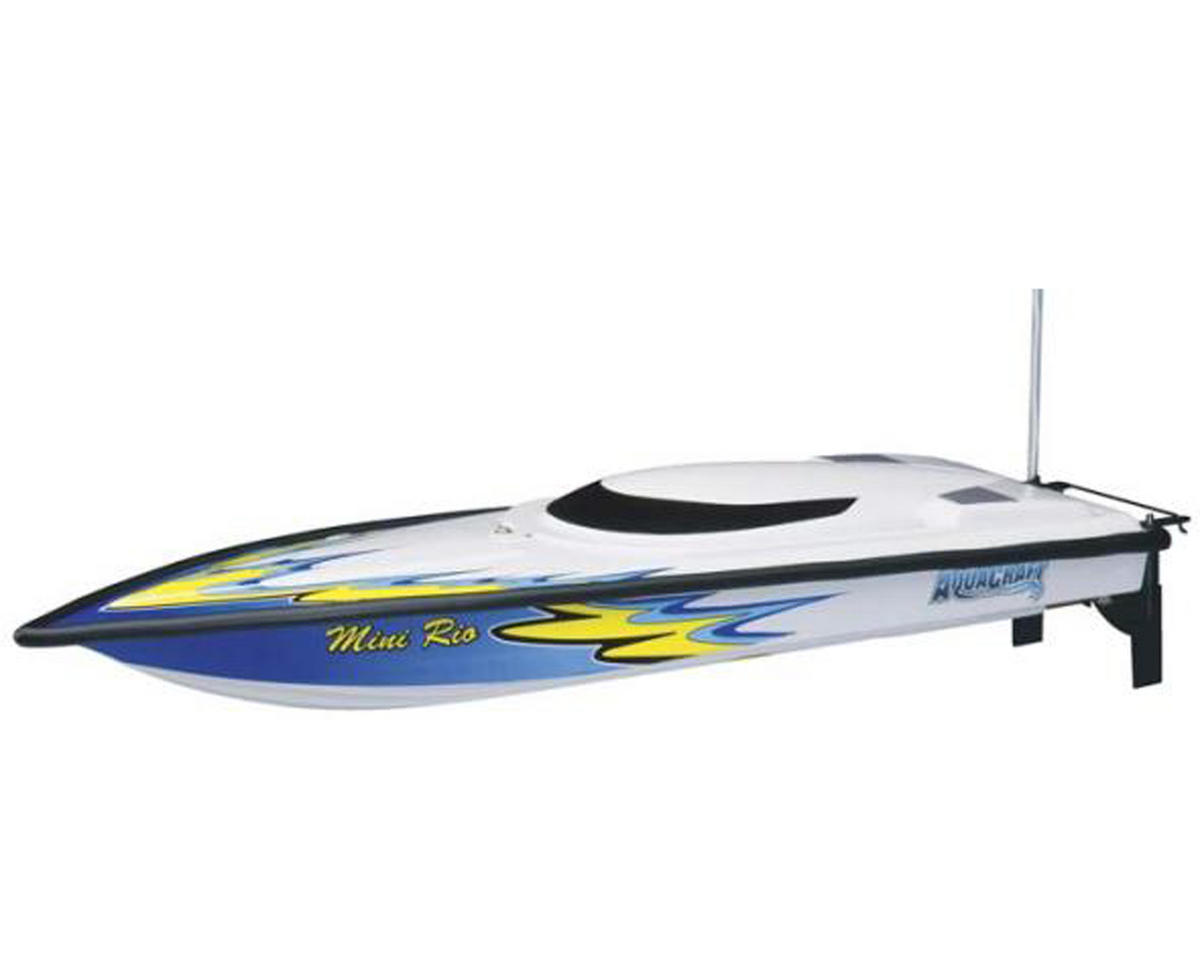 AquaCraft Mini Rio Electric Offshore Boat RTR