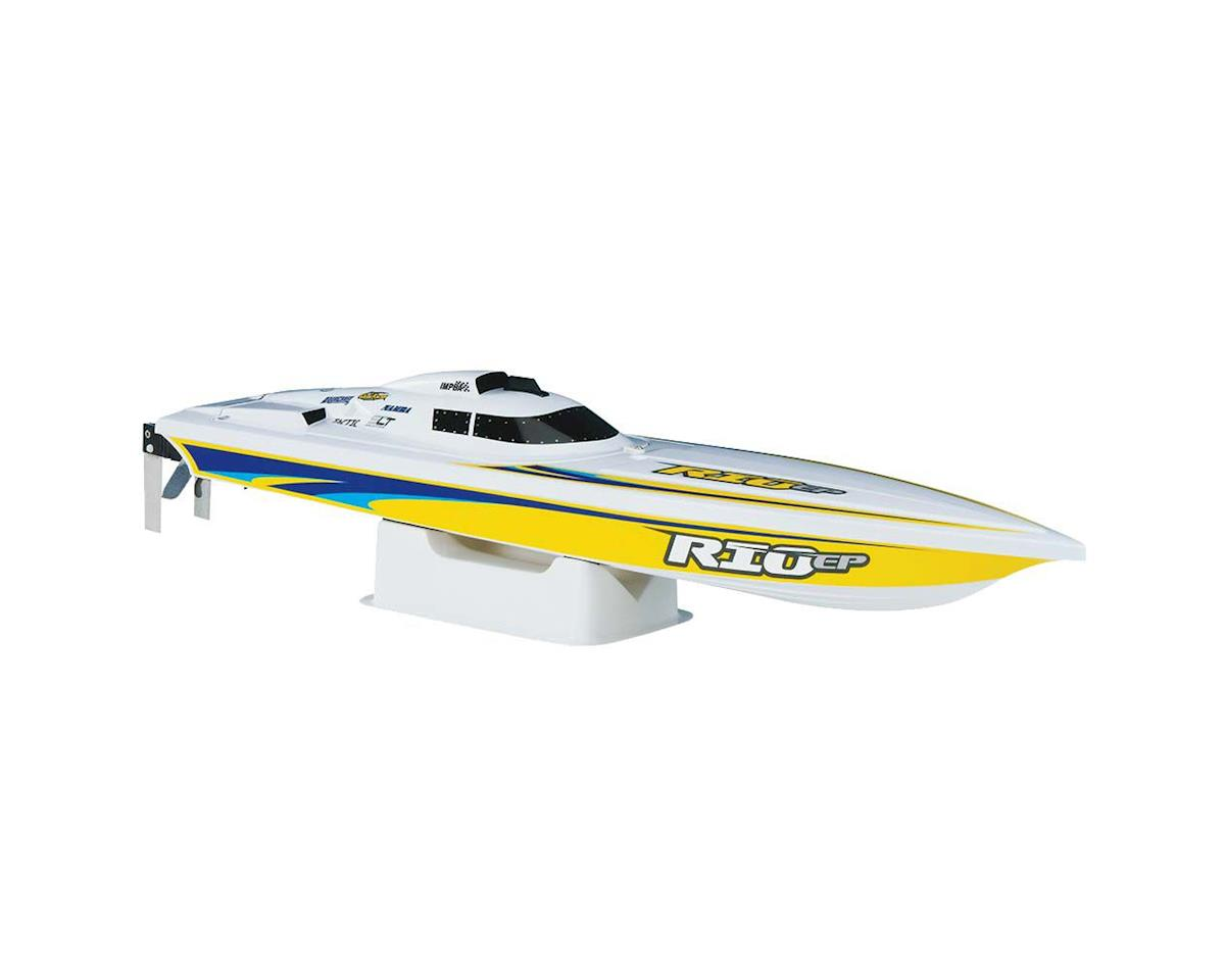 Rio EP Offshore RTR Super Boat w/TTX300 2.4GHz Radio by AquaCraft