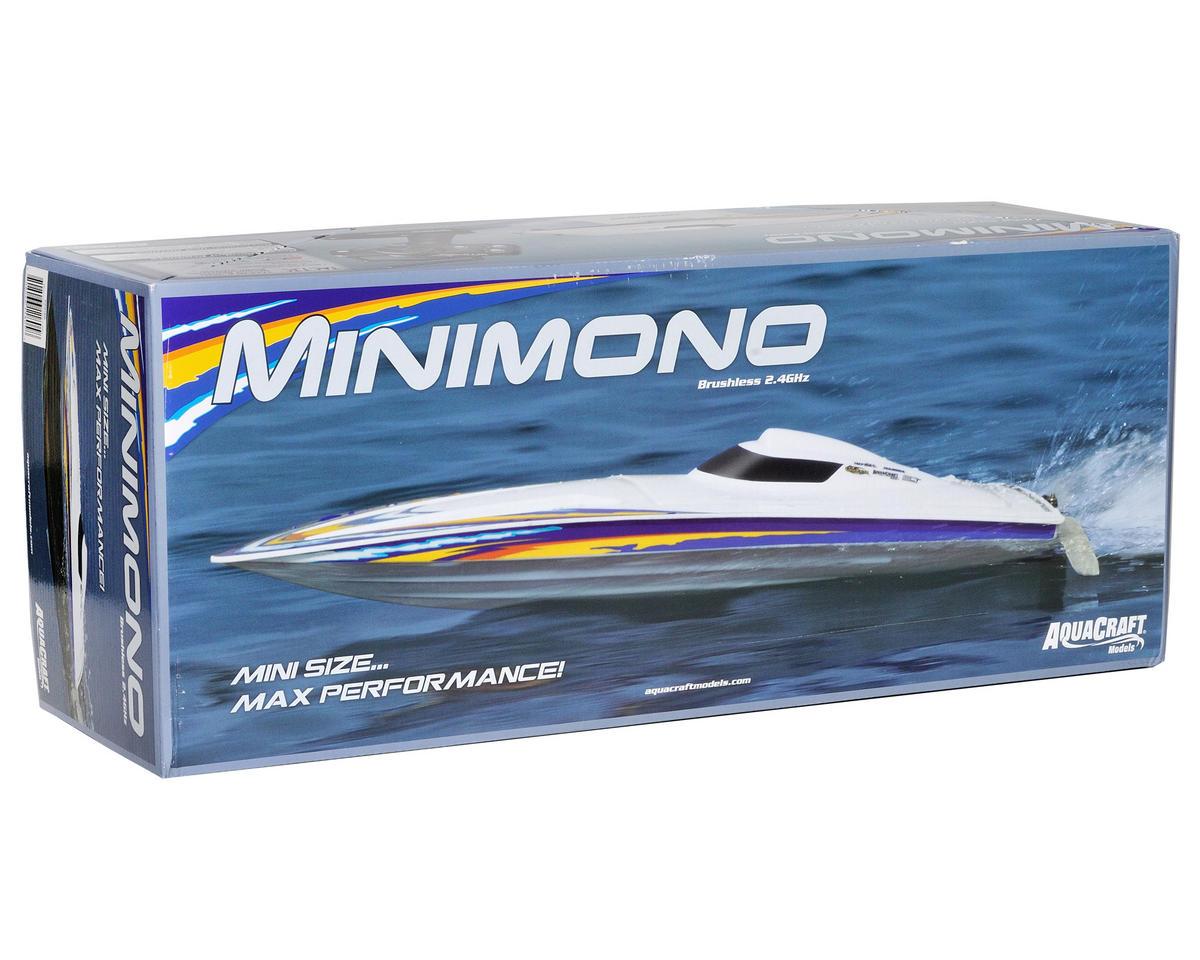 AquaCraft Minimono Brushless Boat RTR