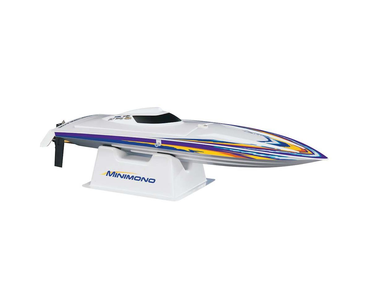 Minimono RTR Brushless Boat w/TTX300 2.4GHZ Radio by AquaCraft
