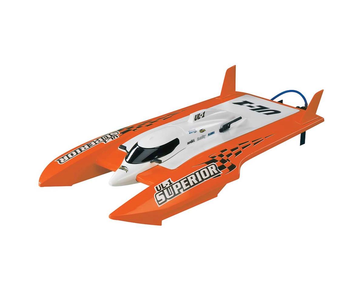 AquaCraft UL-1 Superior FE Hydro 2.4GHz RTR Orange