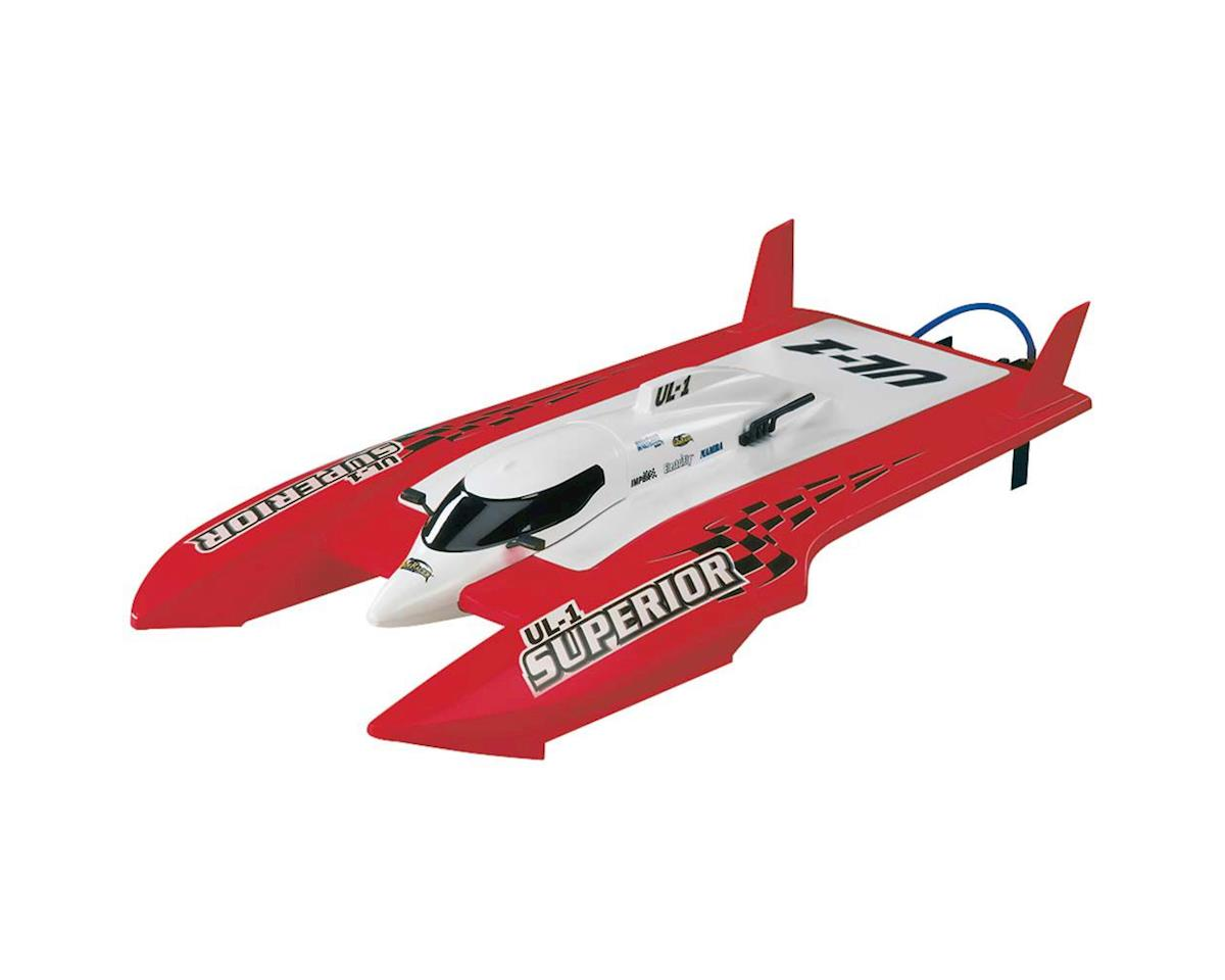 AquaCraft UL-1 Superior FE Hydro 2.4GHz RTR Red